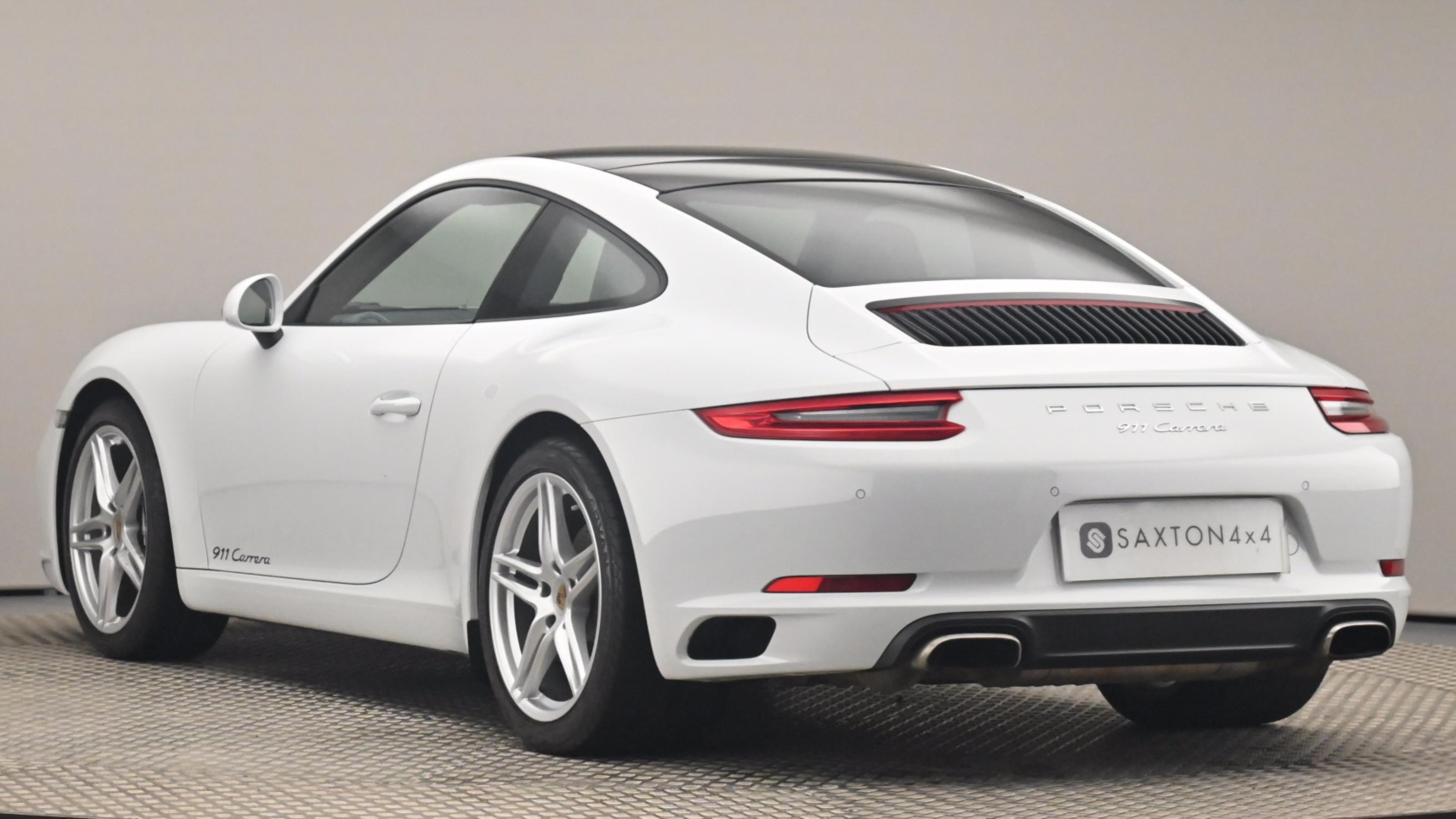 Used 16 Porsche 911 2dr PDK White at Saxton4x4