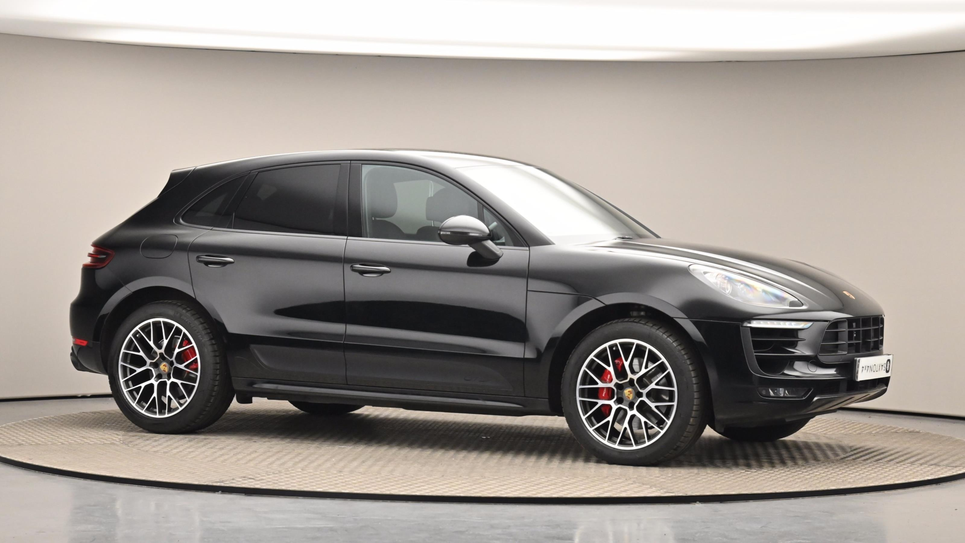 Used 17 Porsche MACAN GTS 5dr PDK BLACK at Saxton4x4