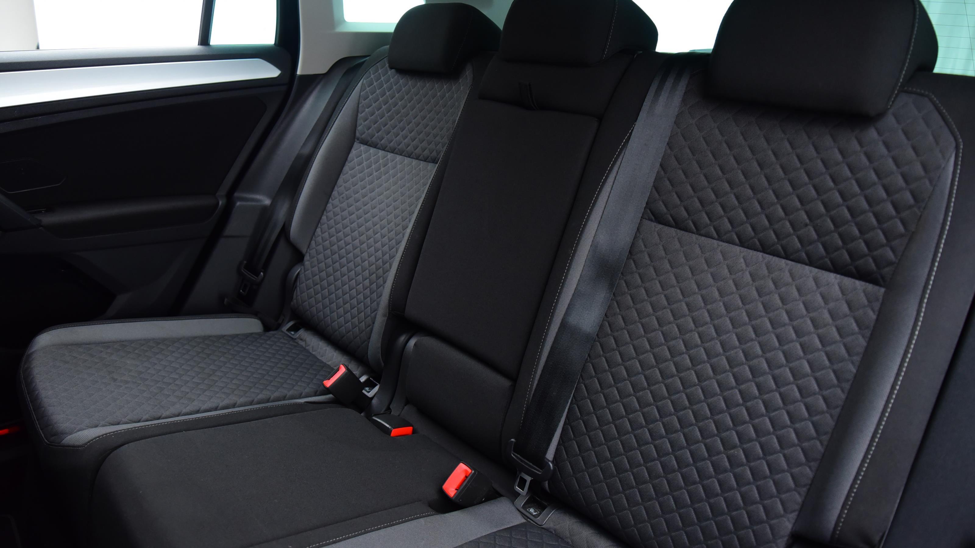 Used 16 Volkswagen TIGUAN 2.0 TDi 190 4Motion SE Nav 5dr DSG Green at Saxton4x4