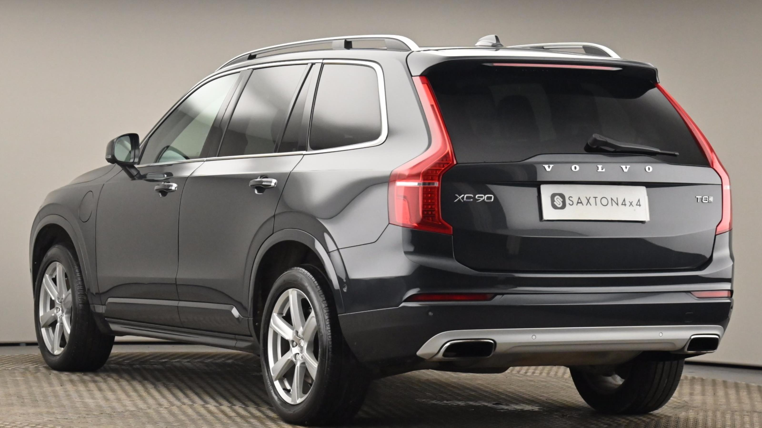Used 2016 Volvo XC90 2.0 T8 Hybrid Momentum 5dr Geartronic GREY at Saxton4x4