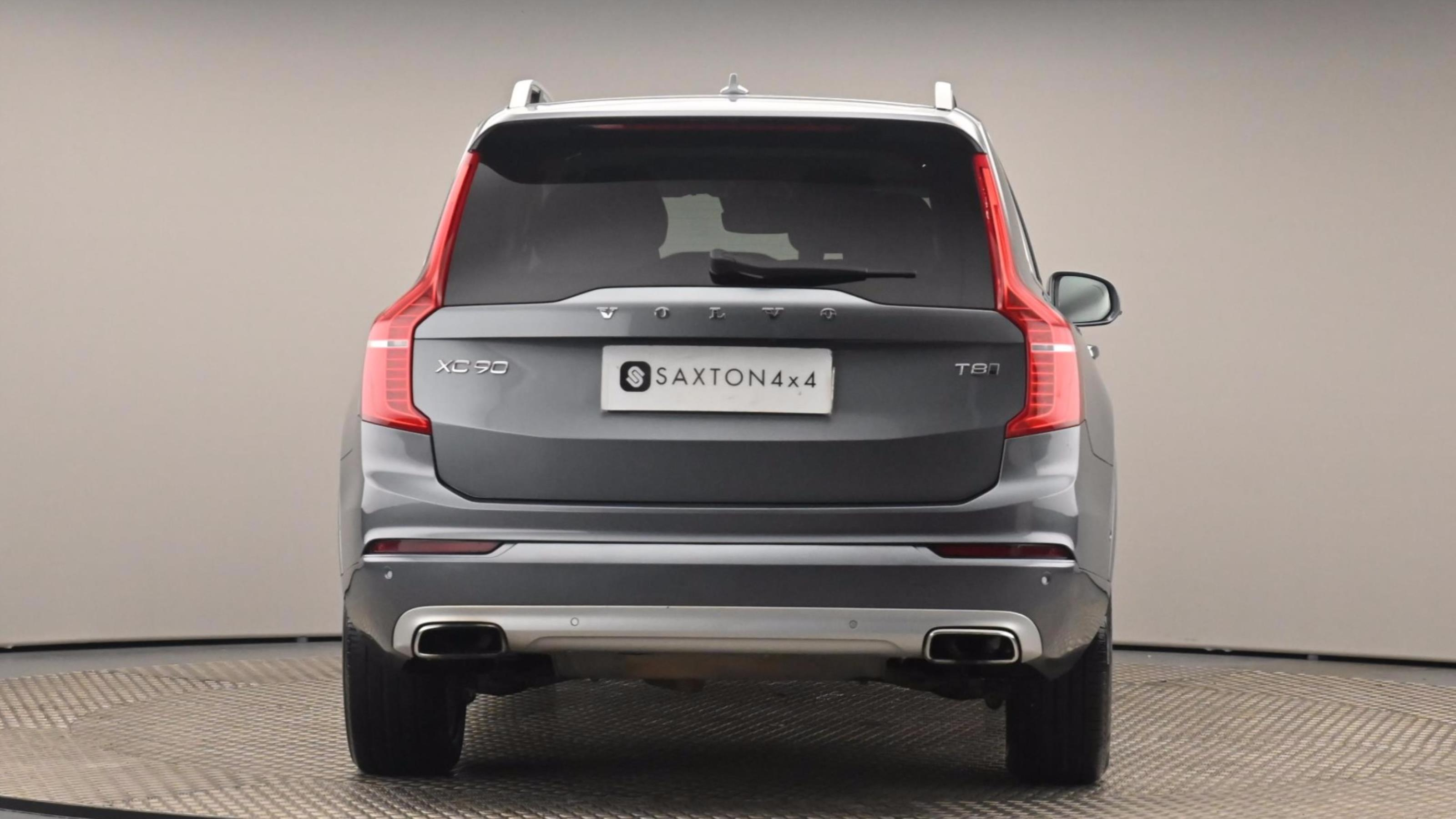 Used 2017 Volvo XC90 2.0 T8 Hybrid Momentum Pro 5dr Geartronic Grey at Saxton4x4