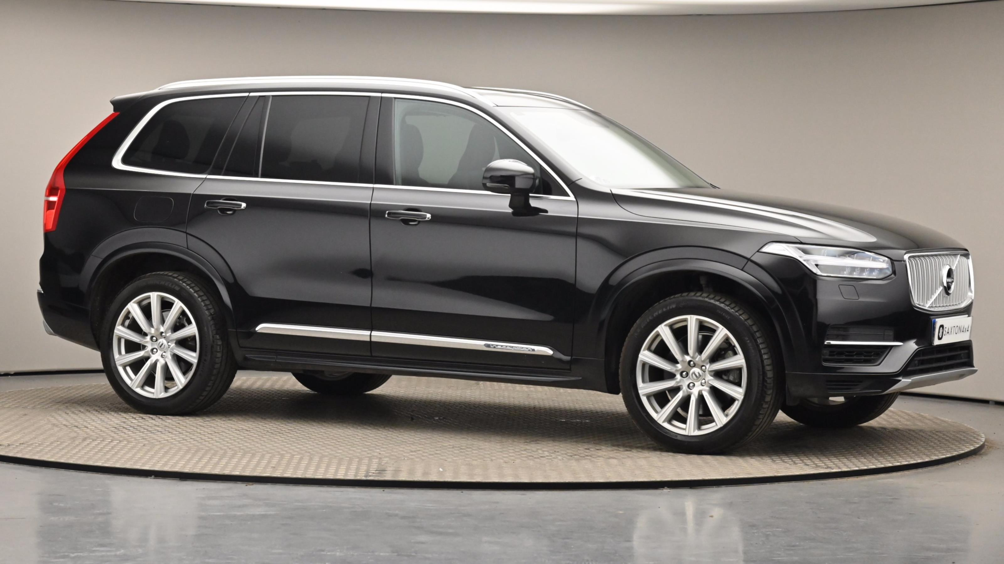 Used 2018 Volvo XC90 2.0 T8 [390] Hybrid Inscription 5dr AWD Gtron BLACK at Saxton4x4