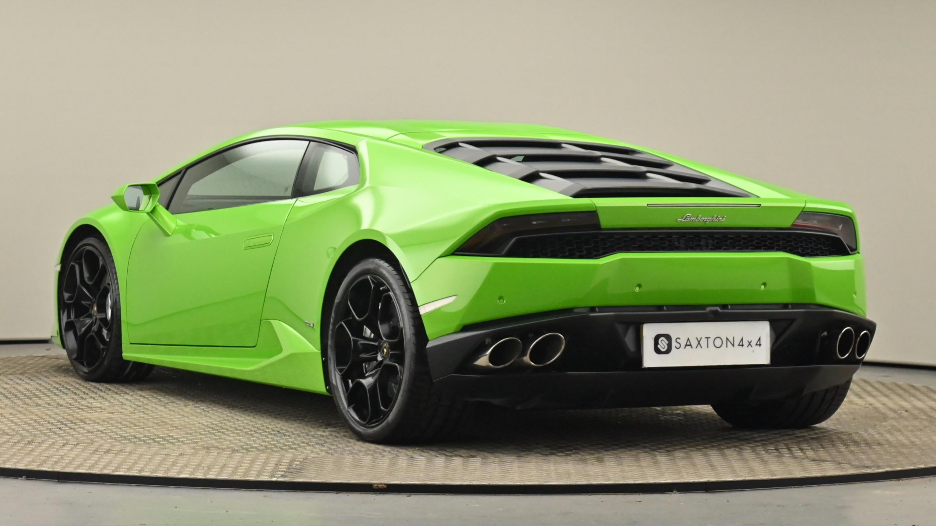 Used 2014 Lamborghini HURACAN LP 610-4 2dr LDF GREEN at Saxton4x4