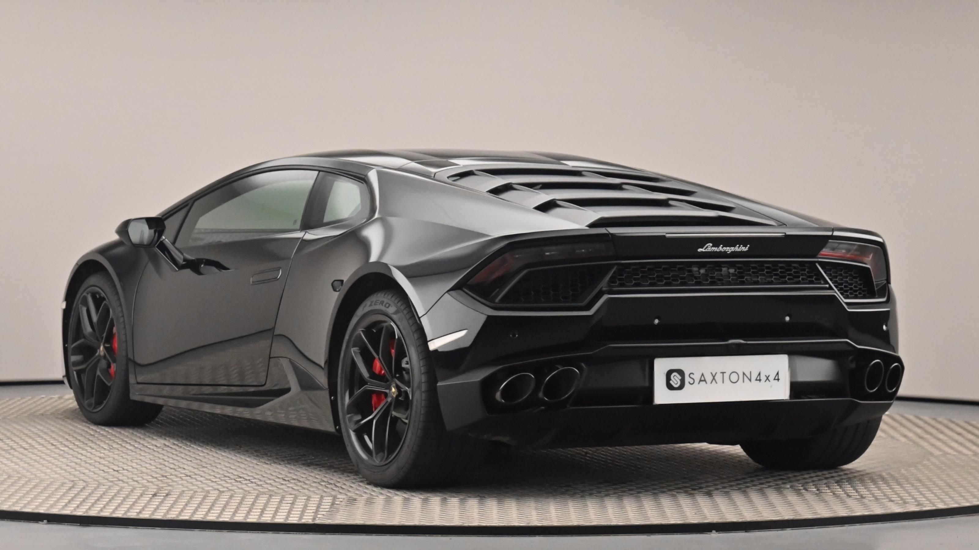 Used 2017 Lamborghini HURACAN LP 580-2 2dr LDF Black at Saxton4x4