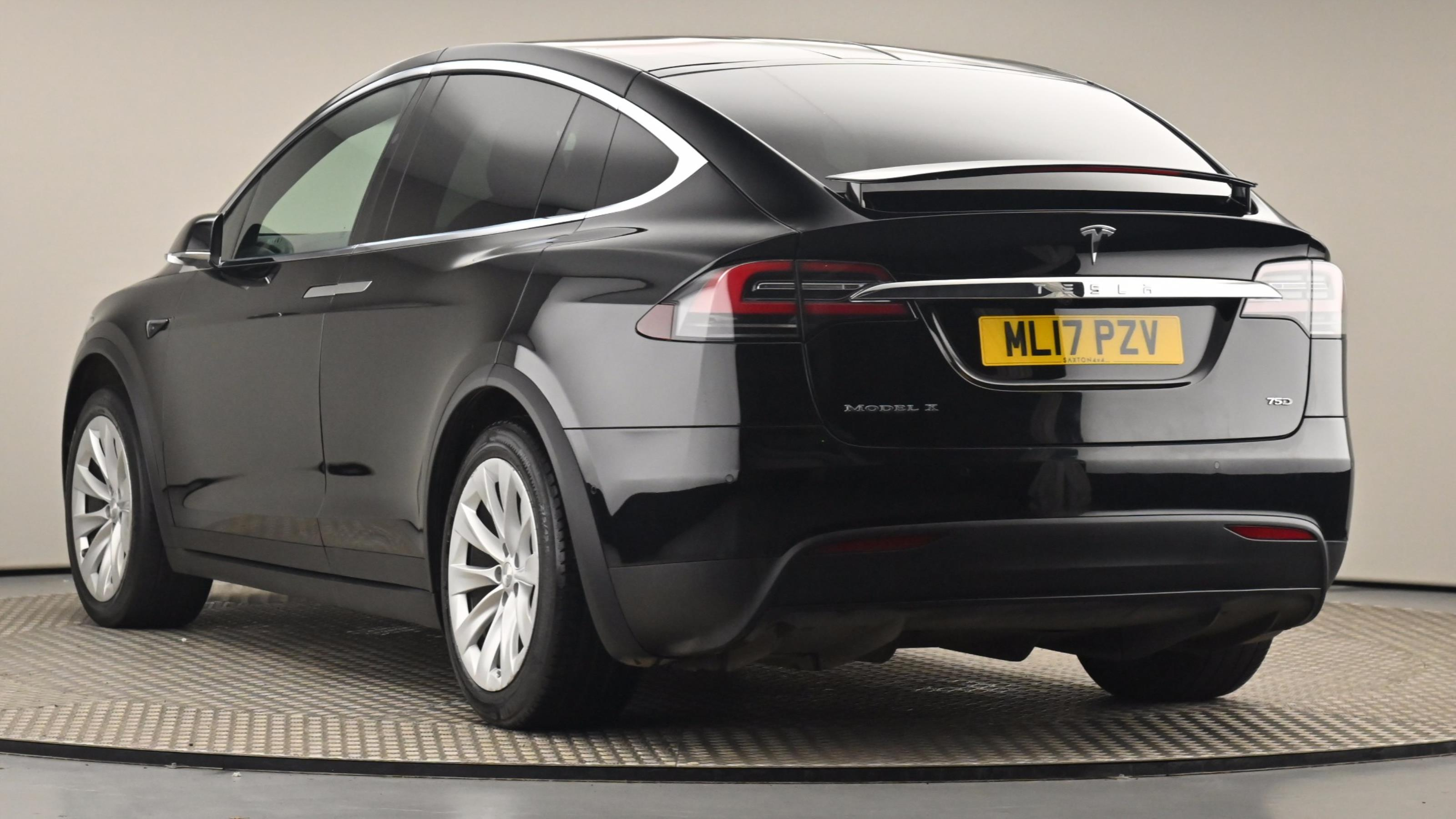 Used 2017 Tesla MODEL S 315kW 90kWh Dual Motor 5dr [Nav] BLACK at Saxton4x4