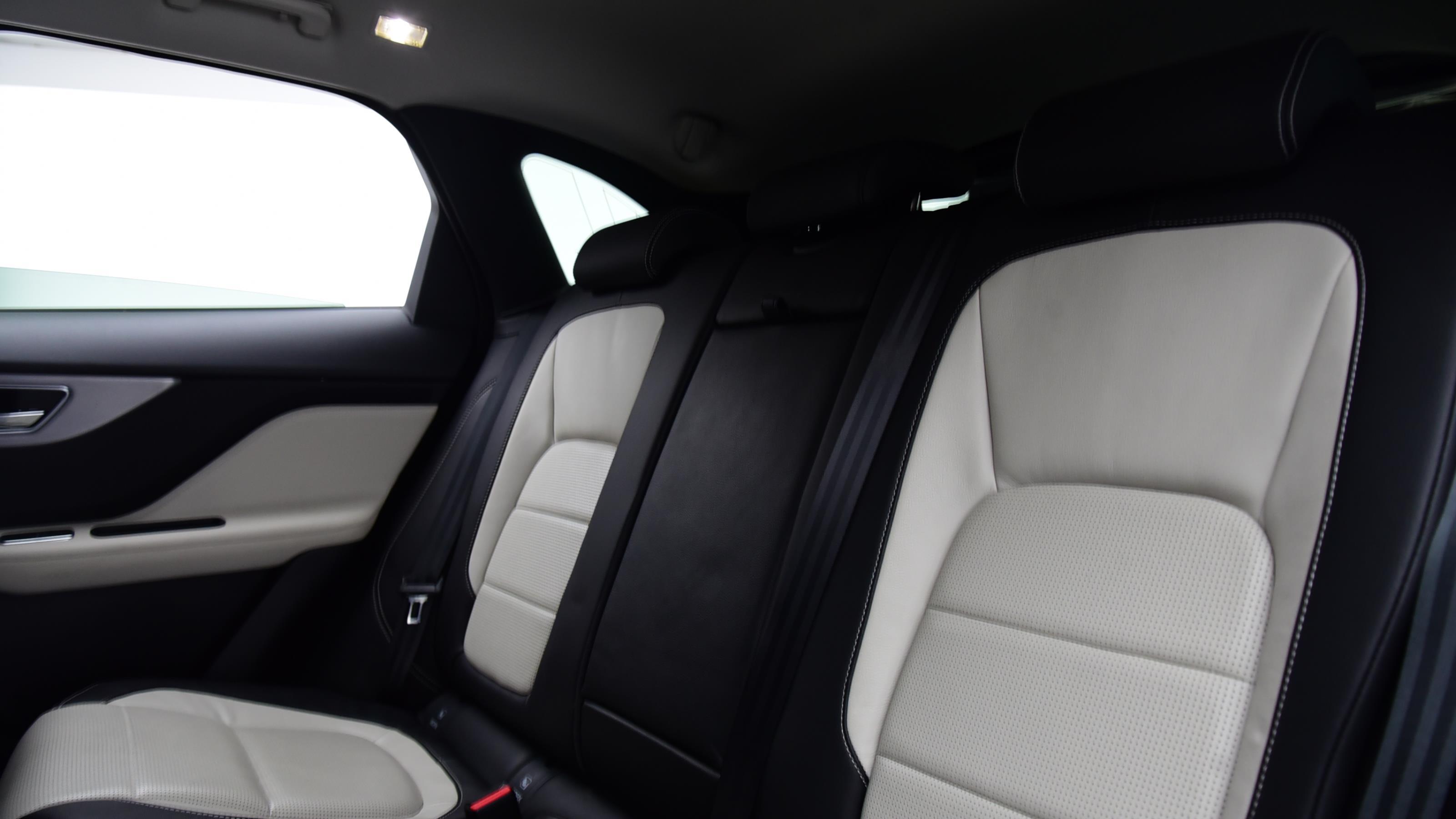 Used 2016 Jaguar F-PACE 2.0d R-Sport 5dr Auto AWD BLACK at Saxton4x4