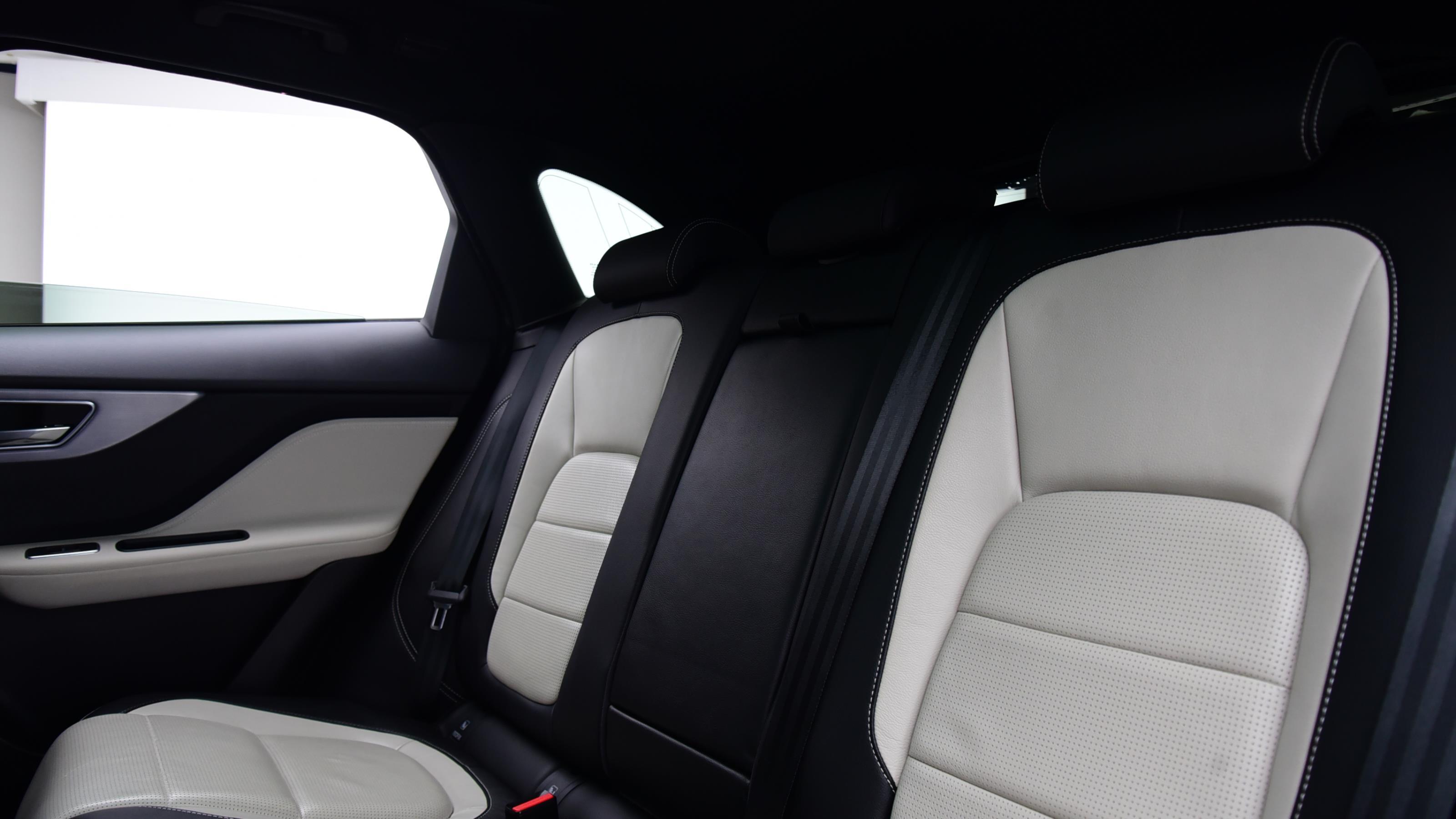 Used 2017 Jaguar F-PACE 2.0d R-Sport 5dr Auto AWD BLACK at Saxton4x4