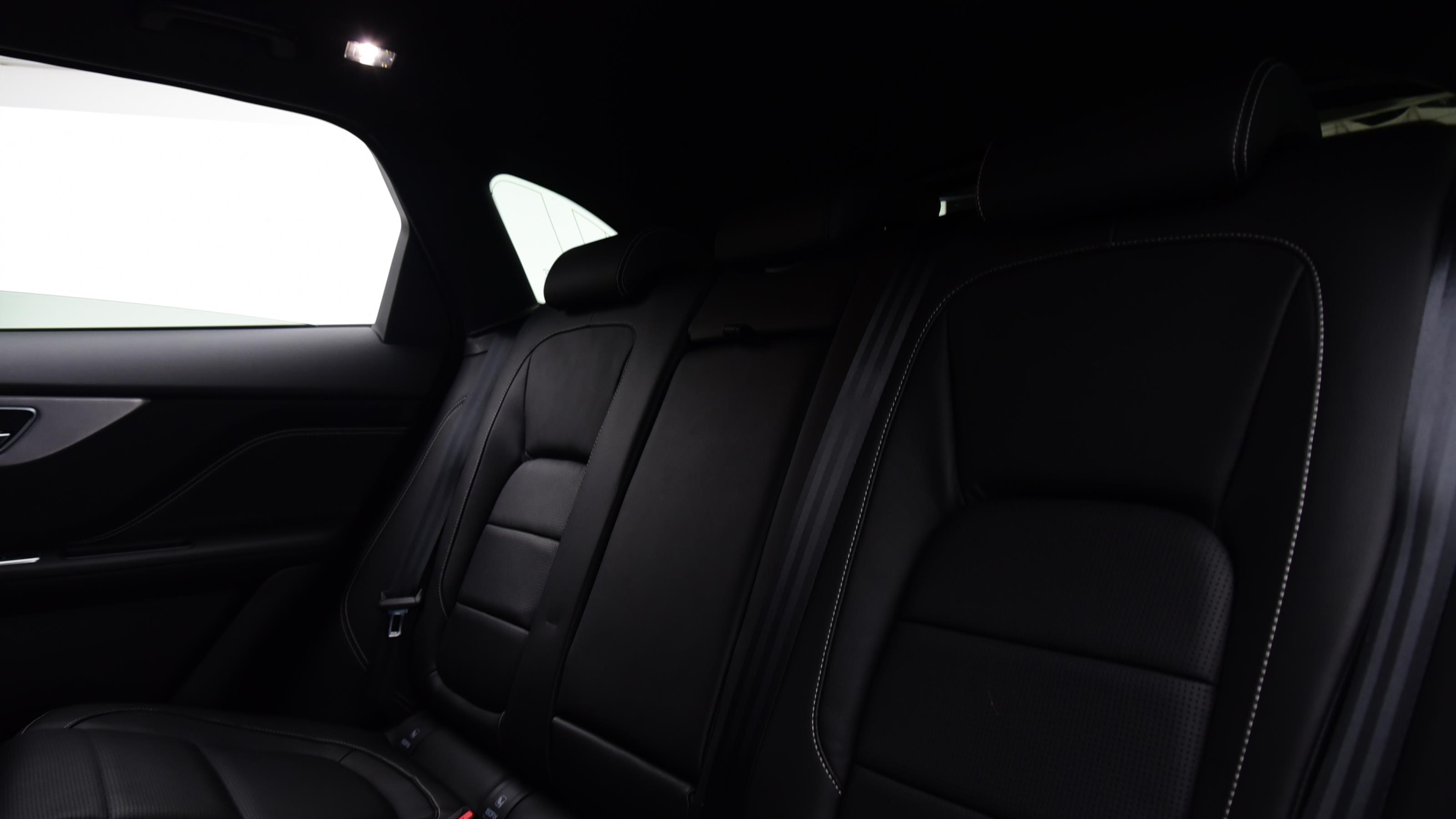 Used 2019 Jaguar F-PACE 2.0d R-Sport 5dr Auto AWD WHITE at Saxton4x4