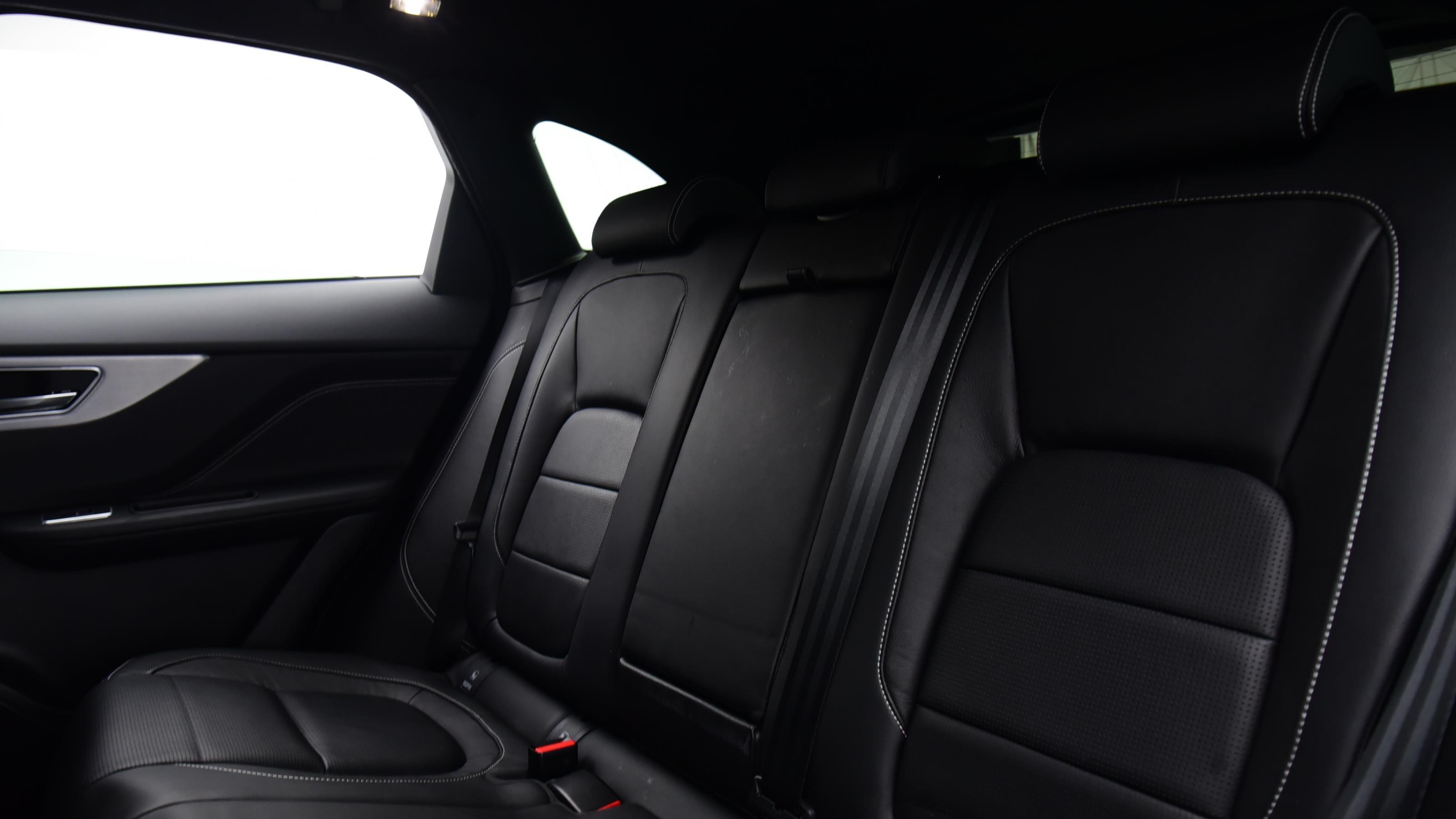 Used 2019 Jaguar F-PACE 2.0d R-Sport 5dr Auto AWD          at Saxton4x4