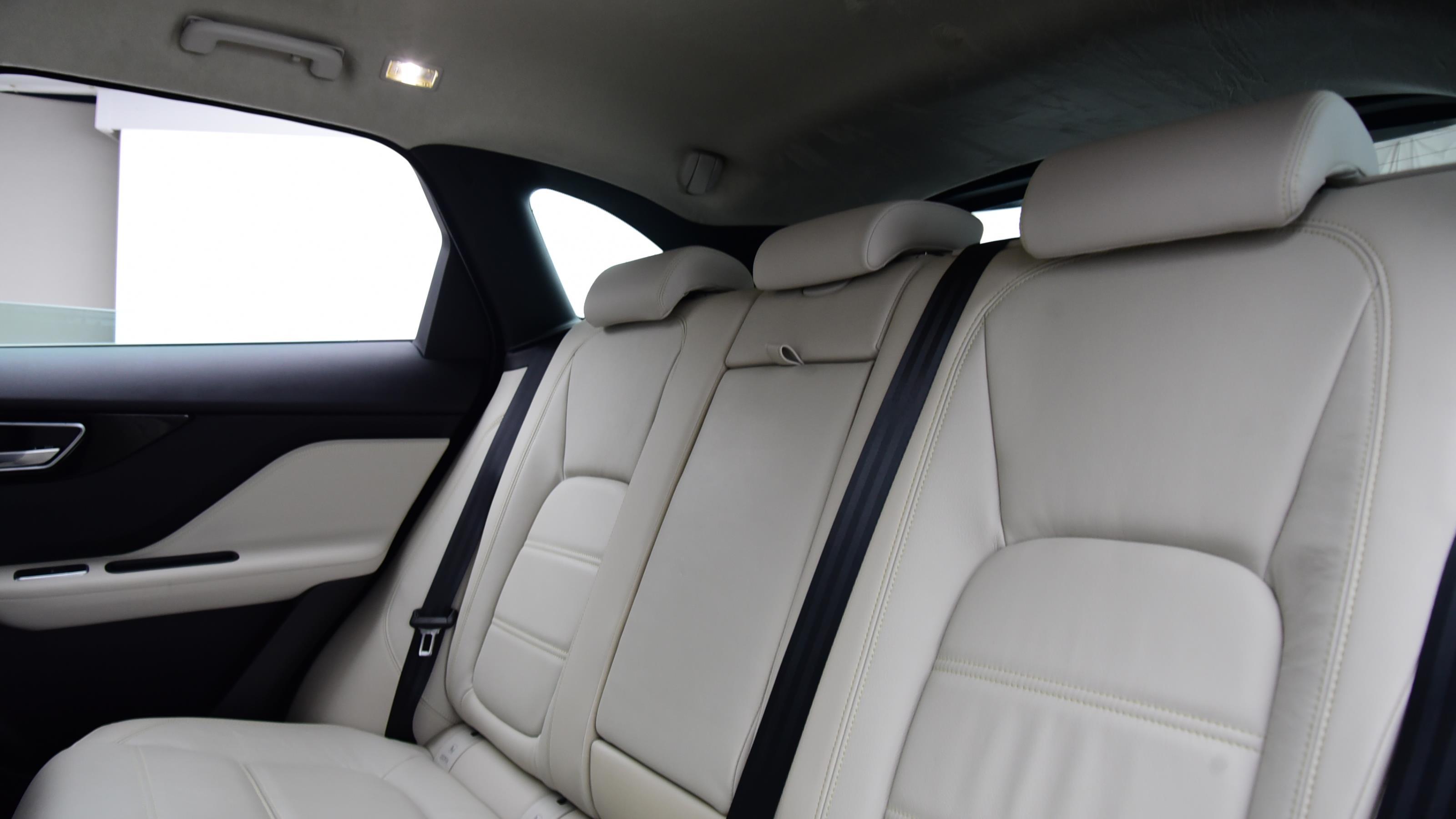 Used 2019 Jaguar F-PACE 2.0d Prestige 5dr Auto BLUE at Saxton4x4