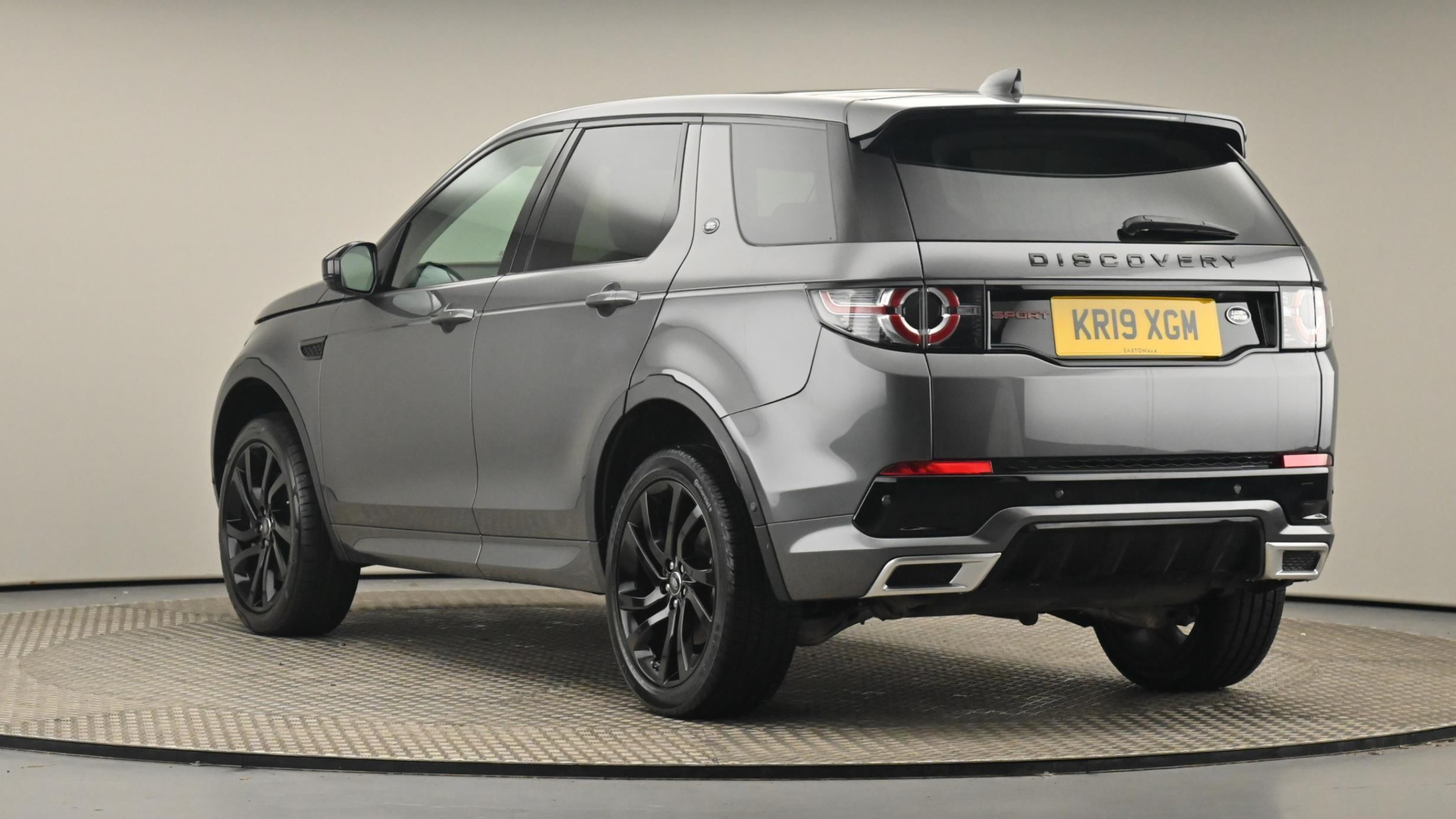 Used 2019 Land Rover DISCOVERY SPORT 2.0 Si4 290 HSE Dynamic Luxury 5dr Auto [5 Seat] GREY at Saxton4x4