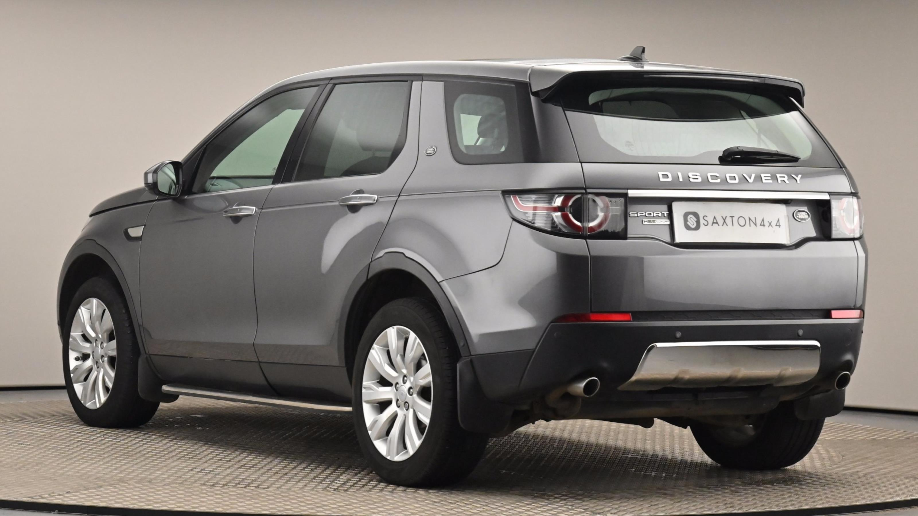 Used 2015 Land Rover DISCOVERY SPORT 2.2 SD4 HSE Luxury 5dr Grey at Saxton4x4