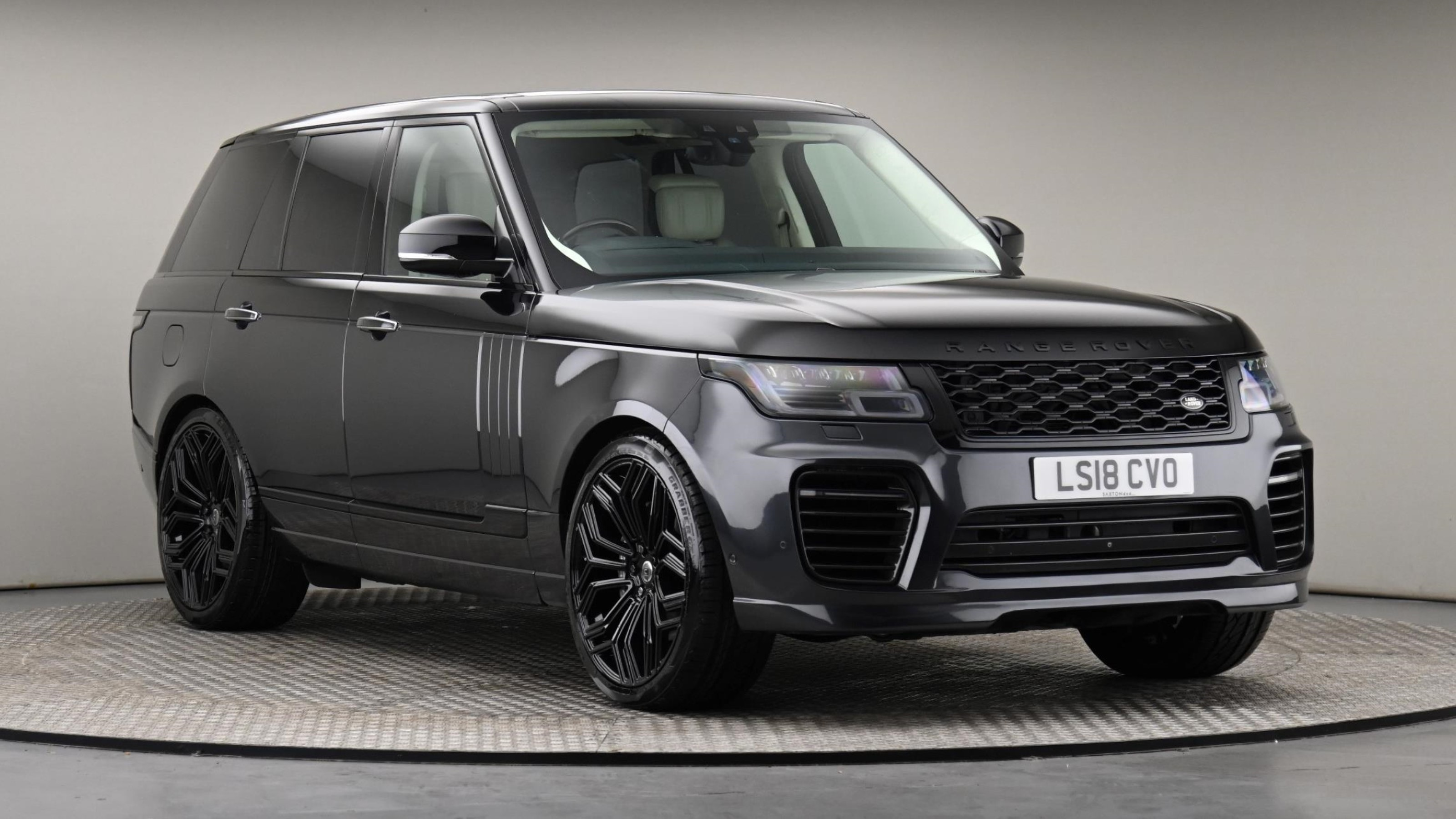 Used 2018 Land Rover RANGE ROVER 5.0 V8 S/C Autobiography 4dr Auto at Saxton4x4