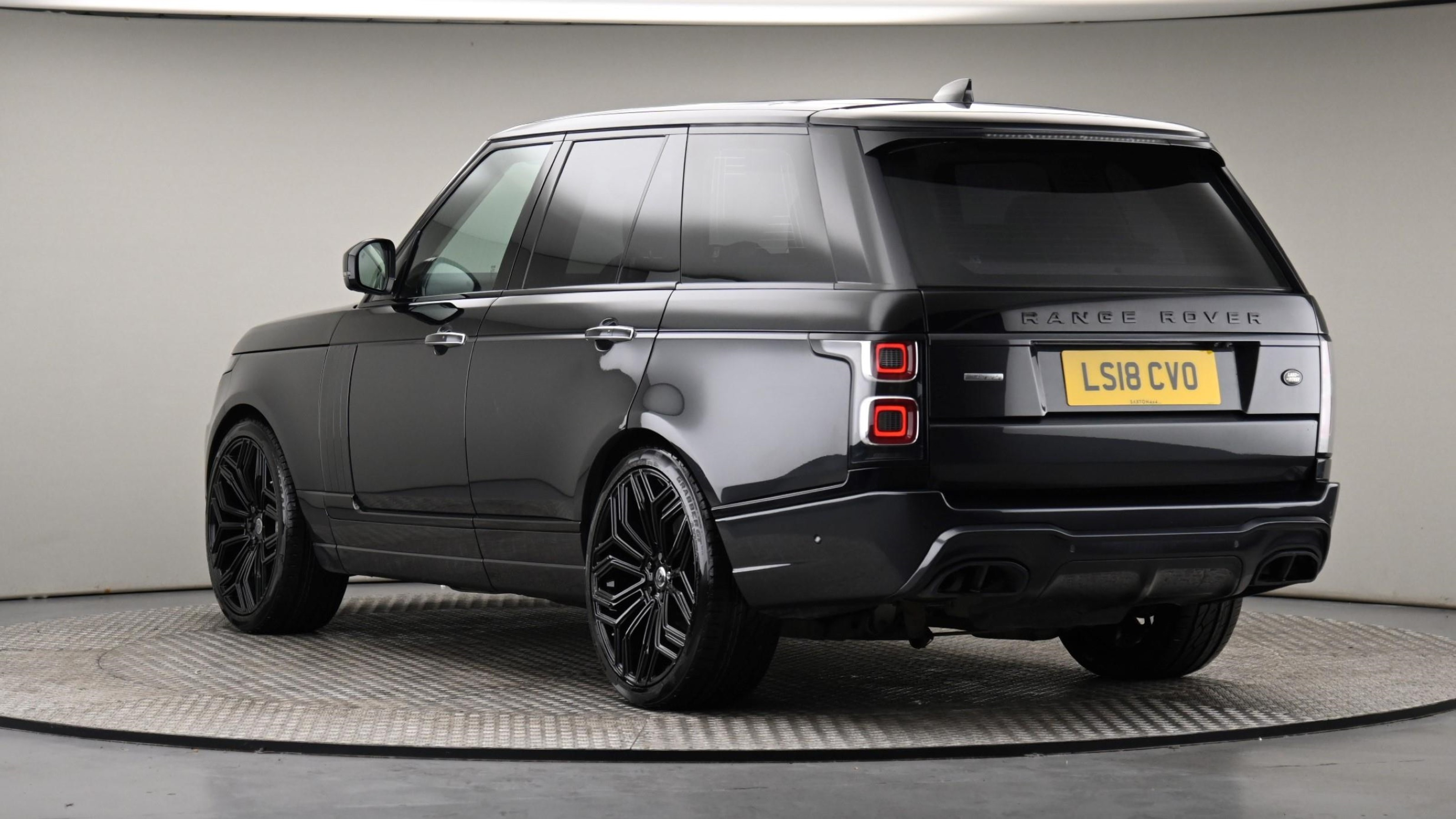 Used 2018 Land Rover RANGE ROVER 5.0 V8 S/C Autobiography 4dr Auto GREY at Saxton4x4