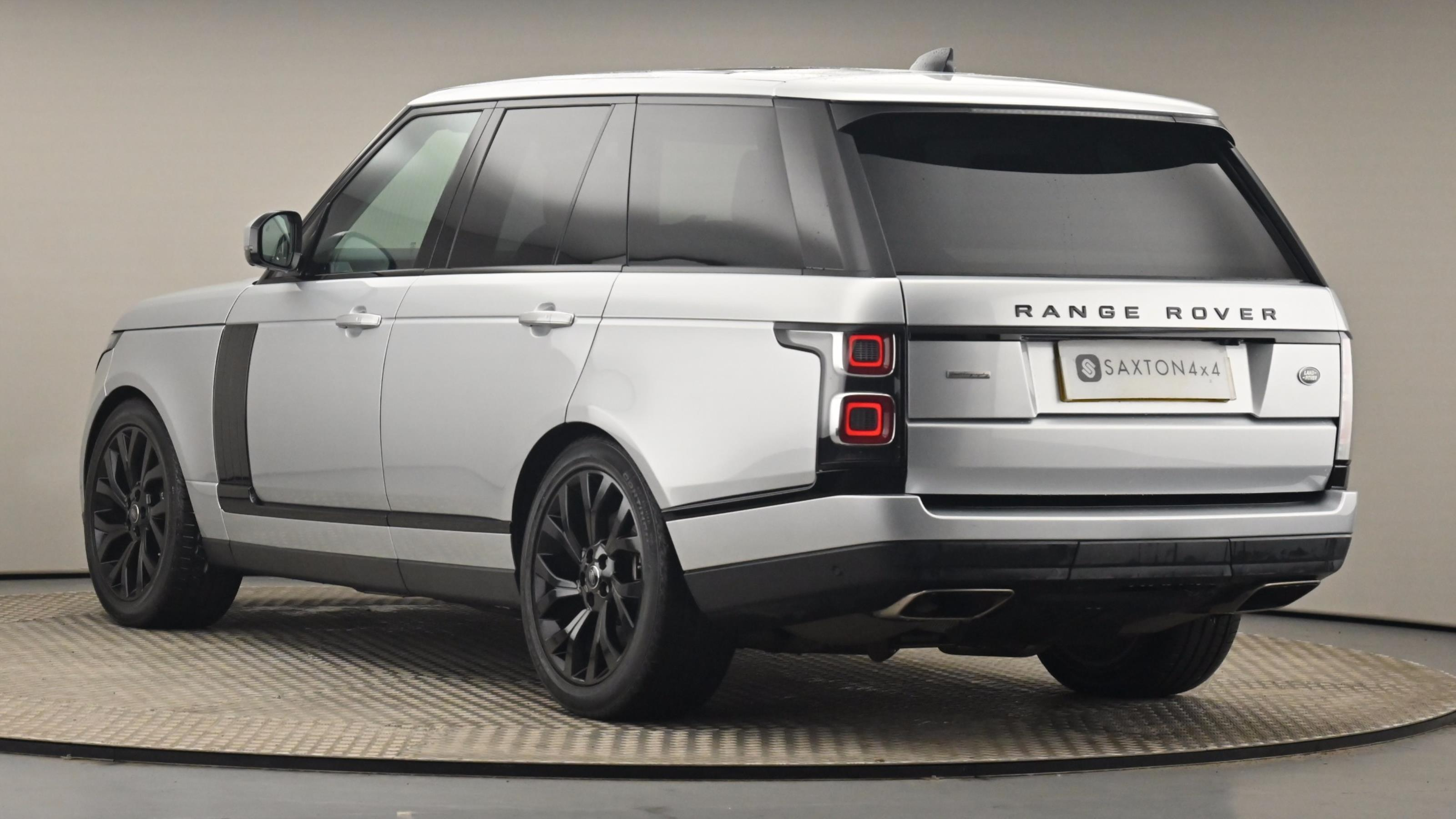 Used 2018 Land Rover RANGE ROVER 4.4 SDV8 Autobiography 4dr Auto Silver at Saxton4x4