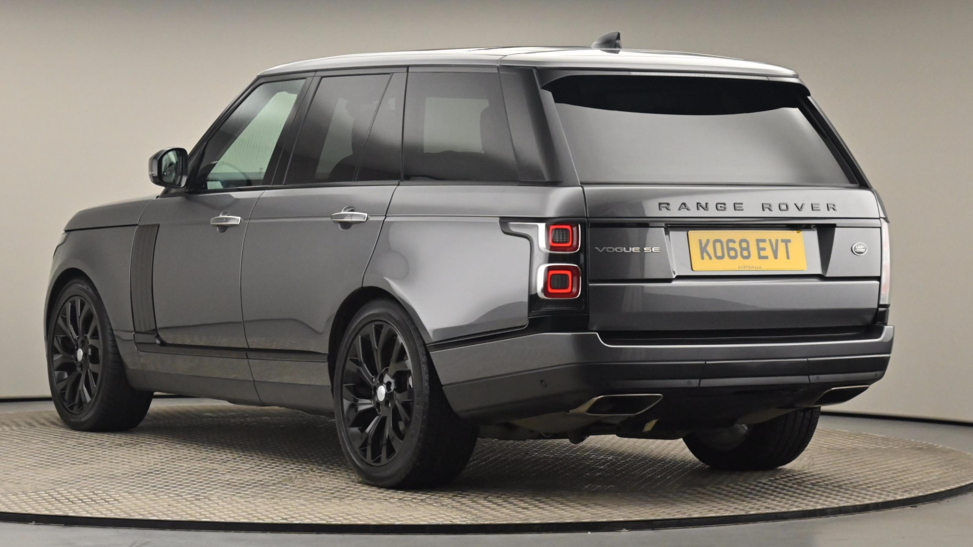 Used 2018 Land Rover RANGE ROVER 3.0 SDV6 Vogue SE 4dr Auto GREY at Saxton4x4