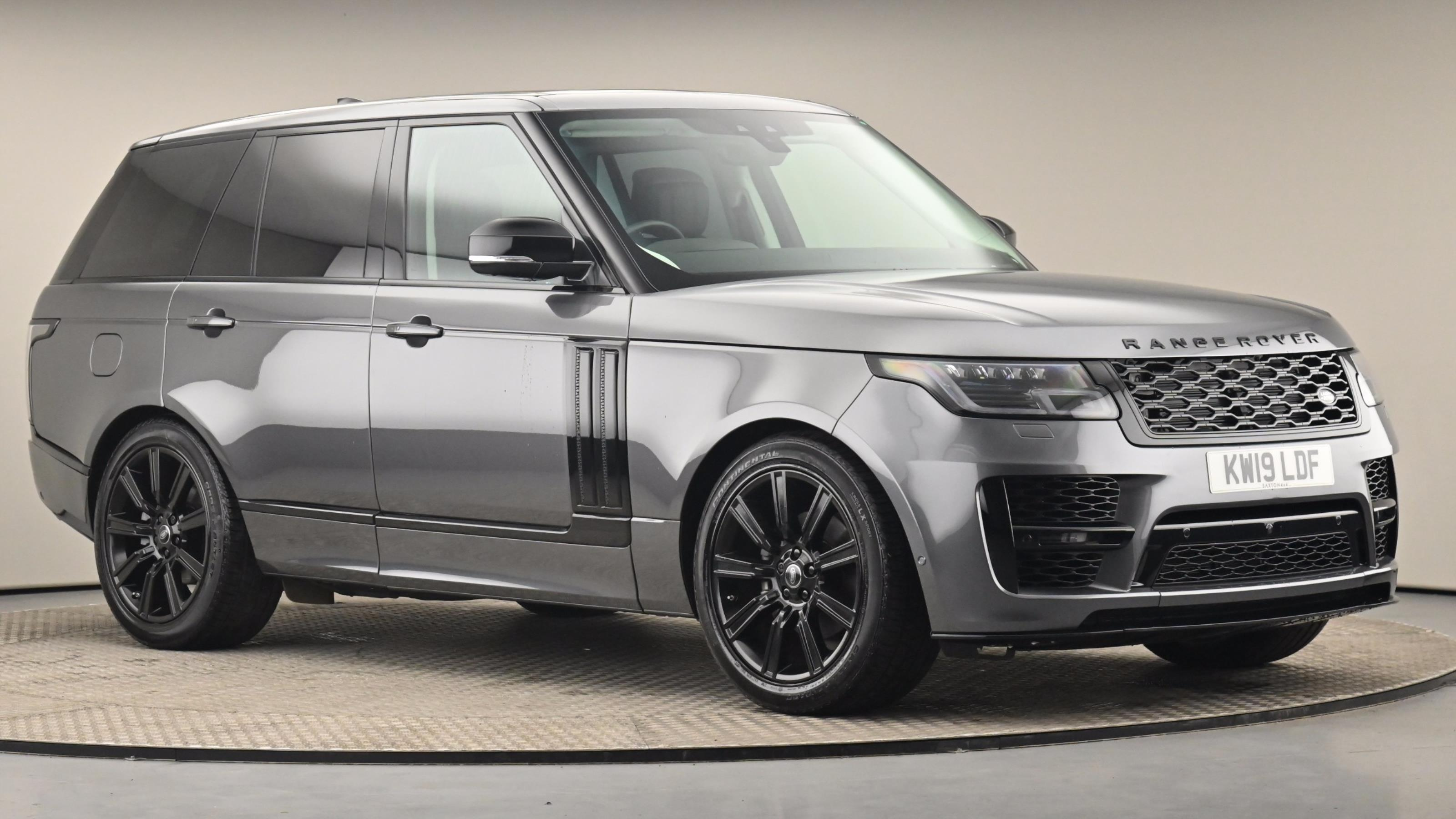 Used 2019 Land Rover RANGE ROVER 3.0 SDV6 Autobiography 4dr Auto GREY at Saxton4x4
