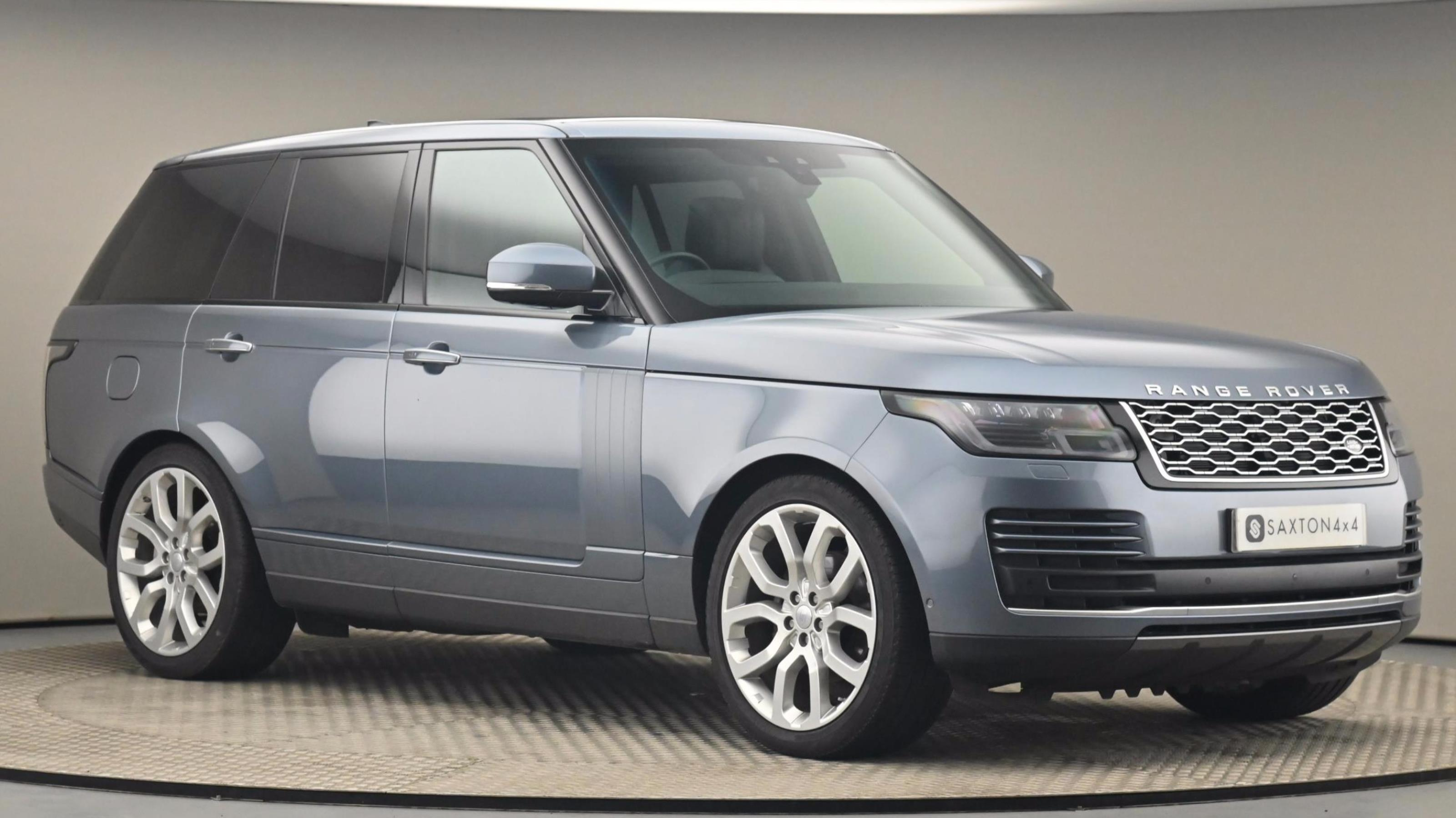 Used 2018 Land Rover RANGE ROVER 3.0 SDV6 Vogue SE 4dr Auto at Saxton4x4