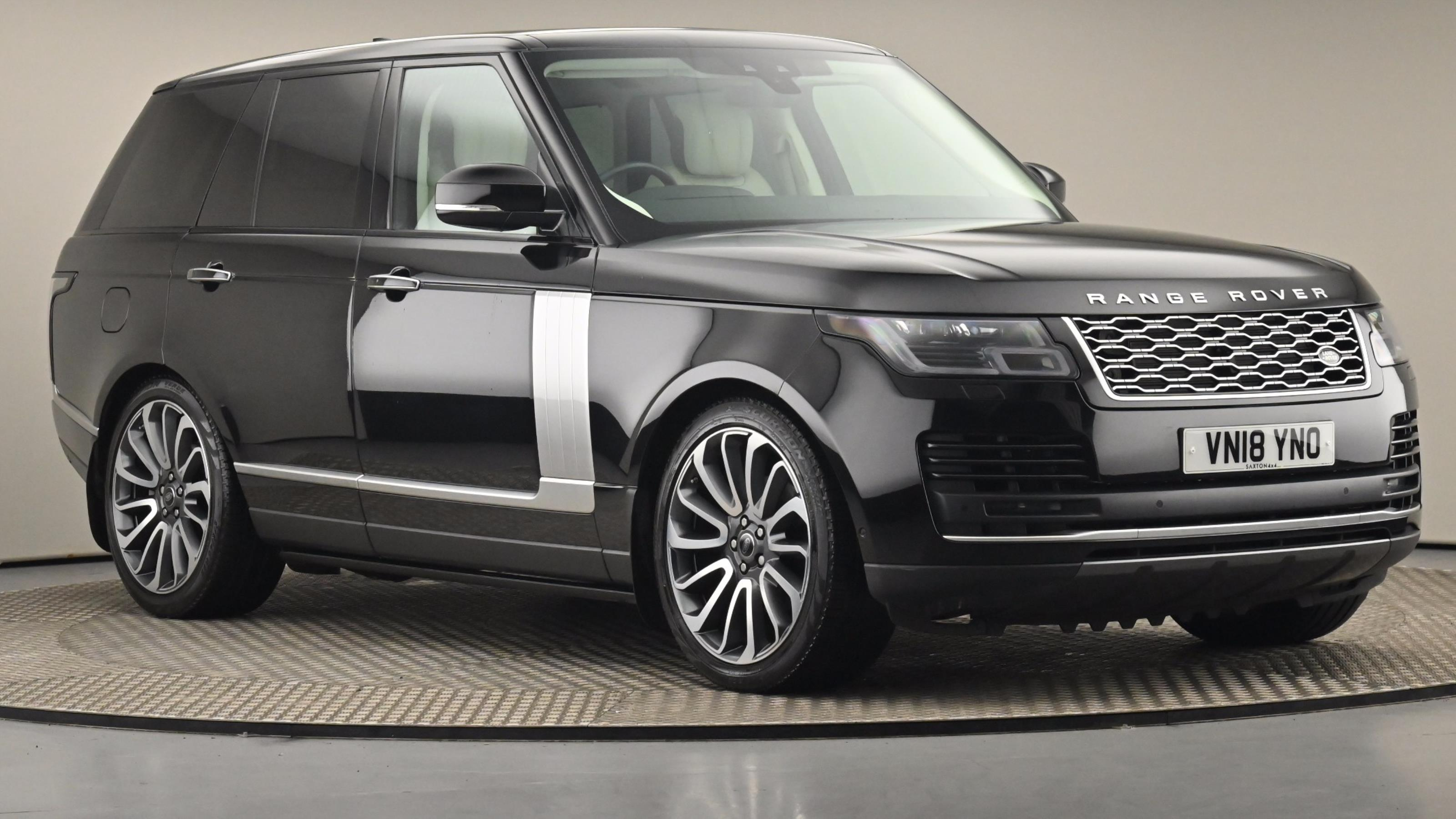 Used 2018 Land Rover RANGE ROVER 3.0 TDV6 Vogue SE 4dr Auto at Saxton4x4