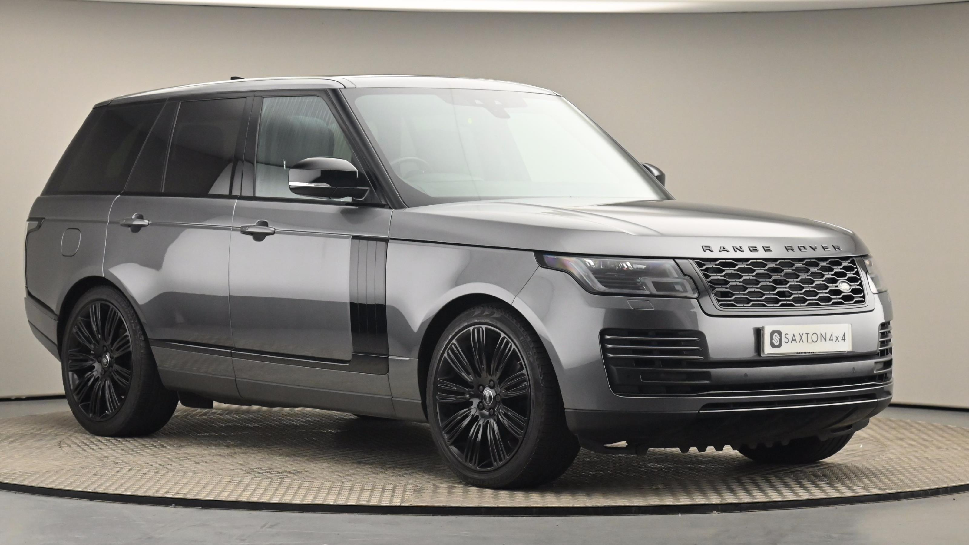 Used 2018 Land Rover RANGE ROVER 3.0 TDV6 Vogue 4dr Auto at Saxton4x4