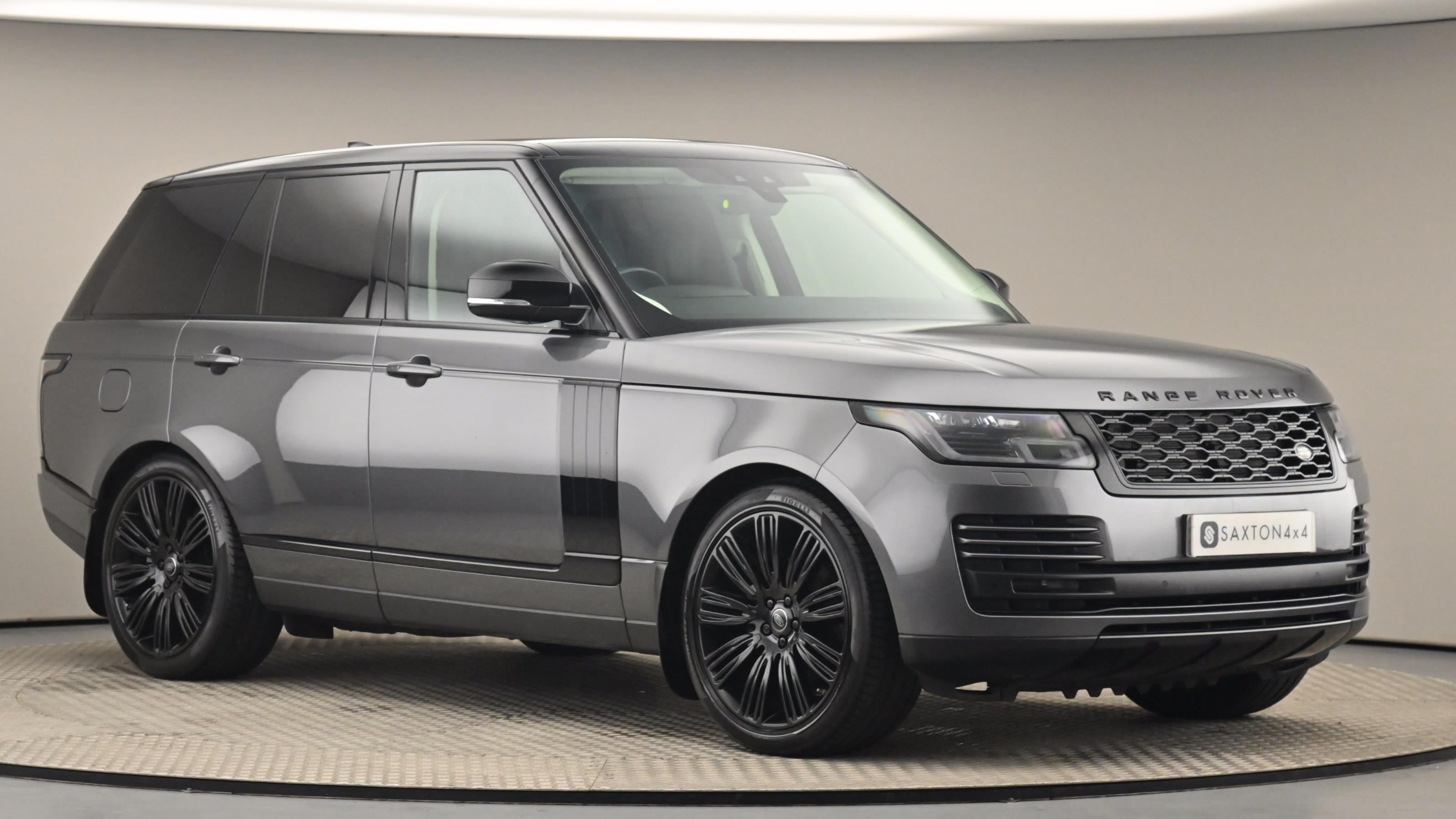 Used 2019 Land Rover RANGE ROVER 3.0 SDV6 Vogue 4dr Auto at Saxton4x4