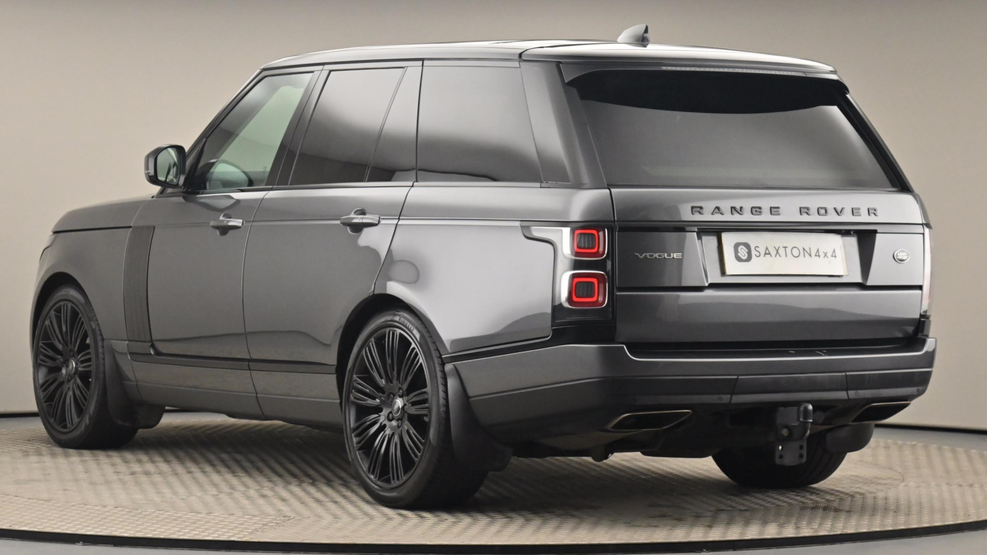 Used 2019 Land Rover RANGE ROVER 3.0 SDV6 Vogue 4dr Auto GREY at Saxton4x4