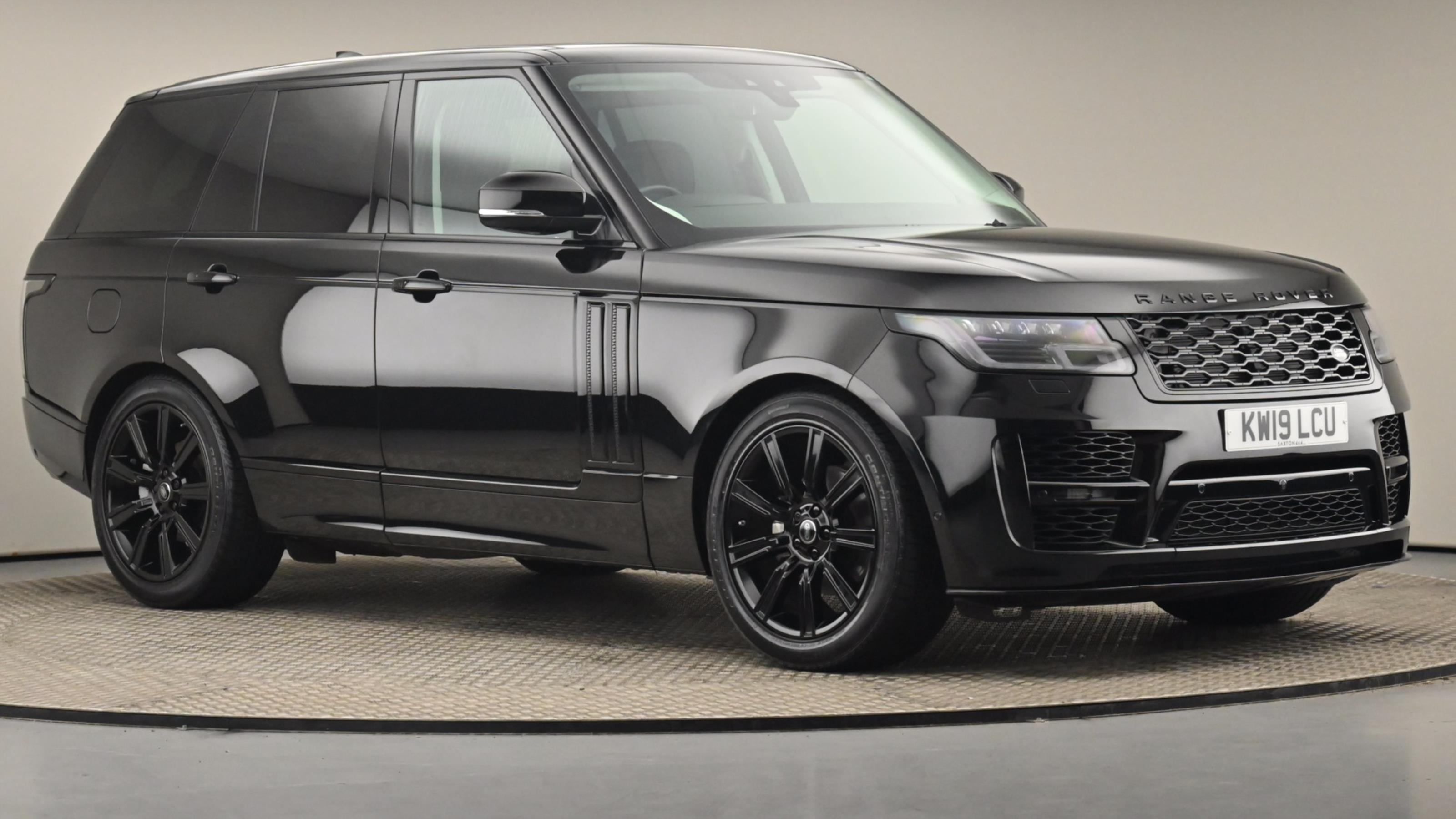 Used 2019 Land Rover RANGE ROVER 3.0 SDV6 Autobiography 4dr Auto at Saxton4x4