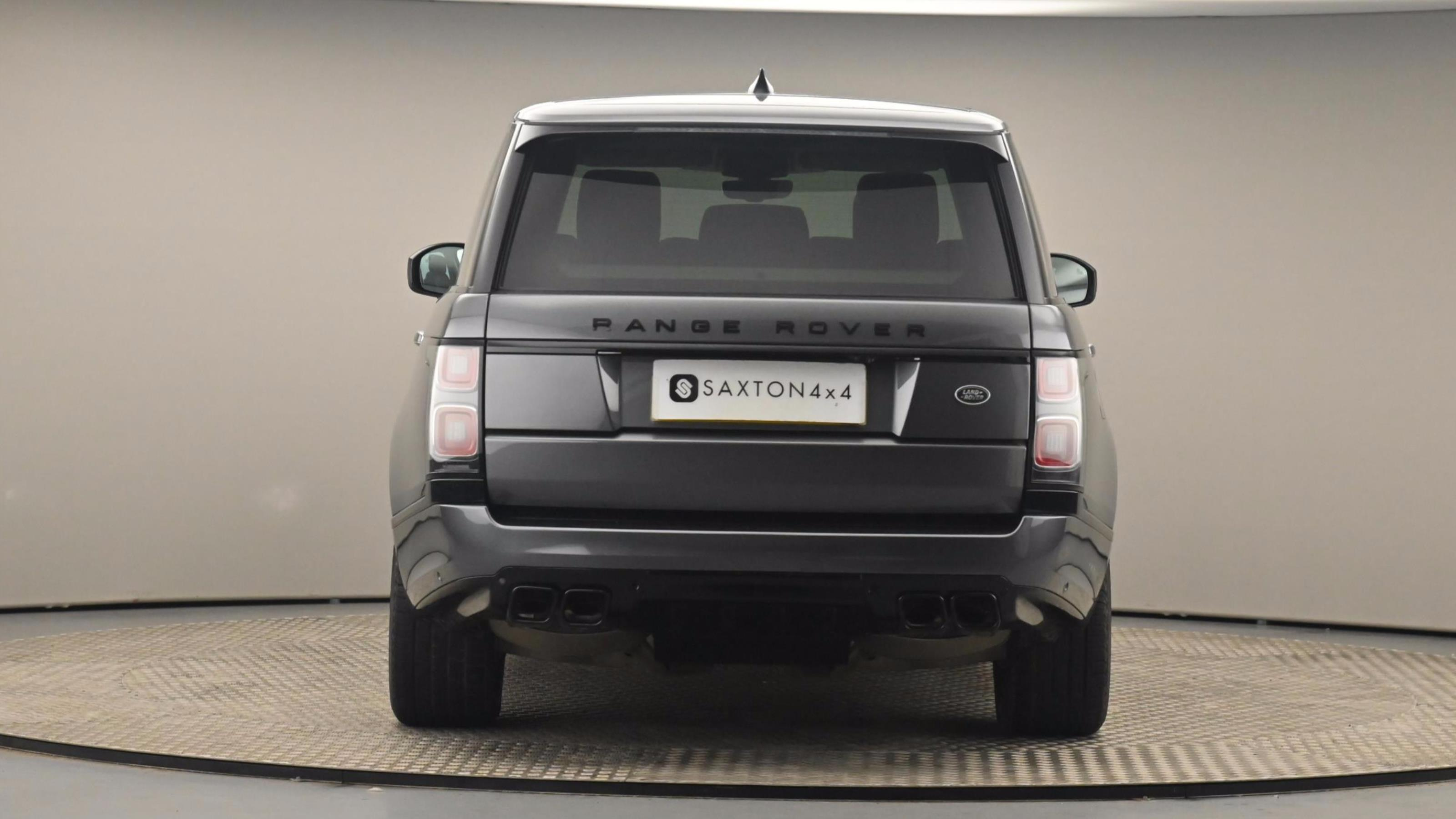 Used 2018 Land Rover RANGE ROVER 3.0 TDV6 Vogue SE 4dr Auto GREY at Saxton4x4