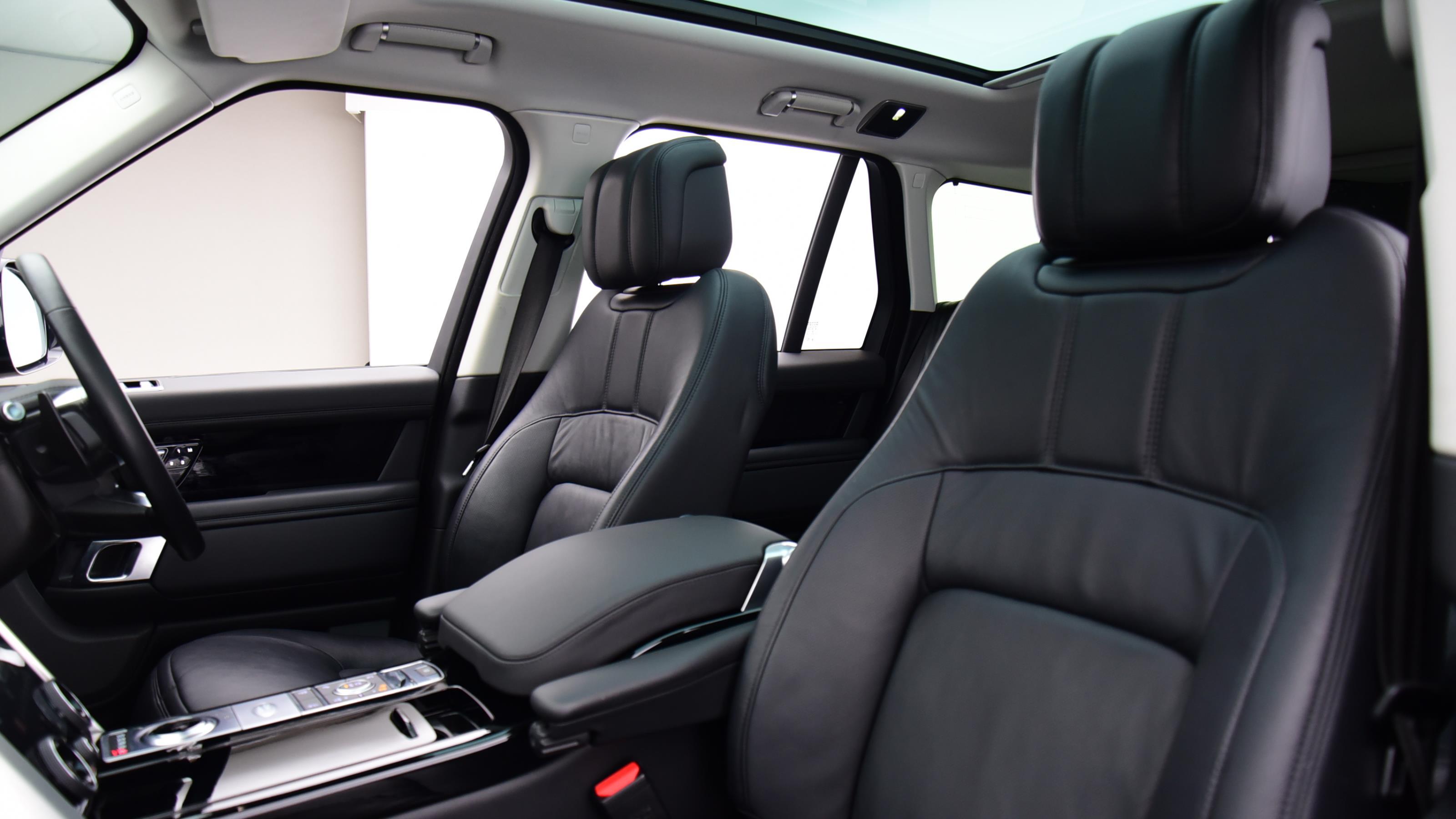Used 2019 Land Rover RANGE ROVER 3.0 SDV6 Vogue SE 4dr Auto BLACK at Saxton4x4