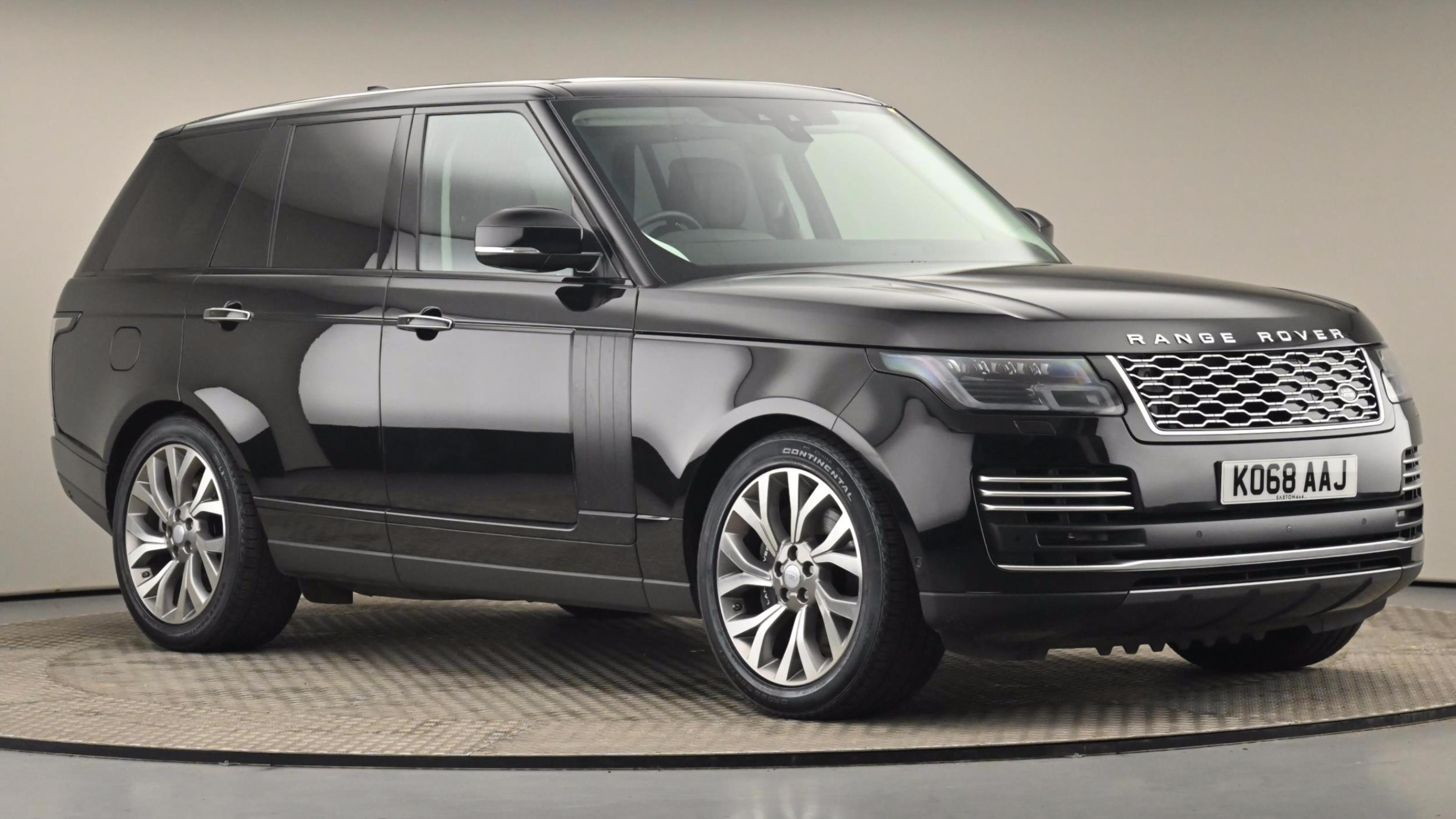 Used 2018 Land Rover RANGE ROVER 2.0 P400e Autobiography 4dr Auto BLACK at Saxton4x4