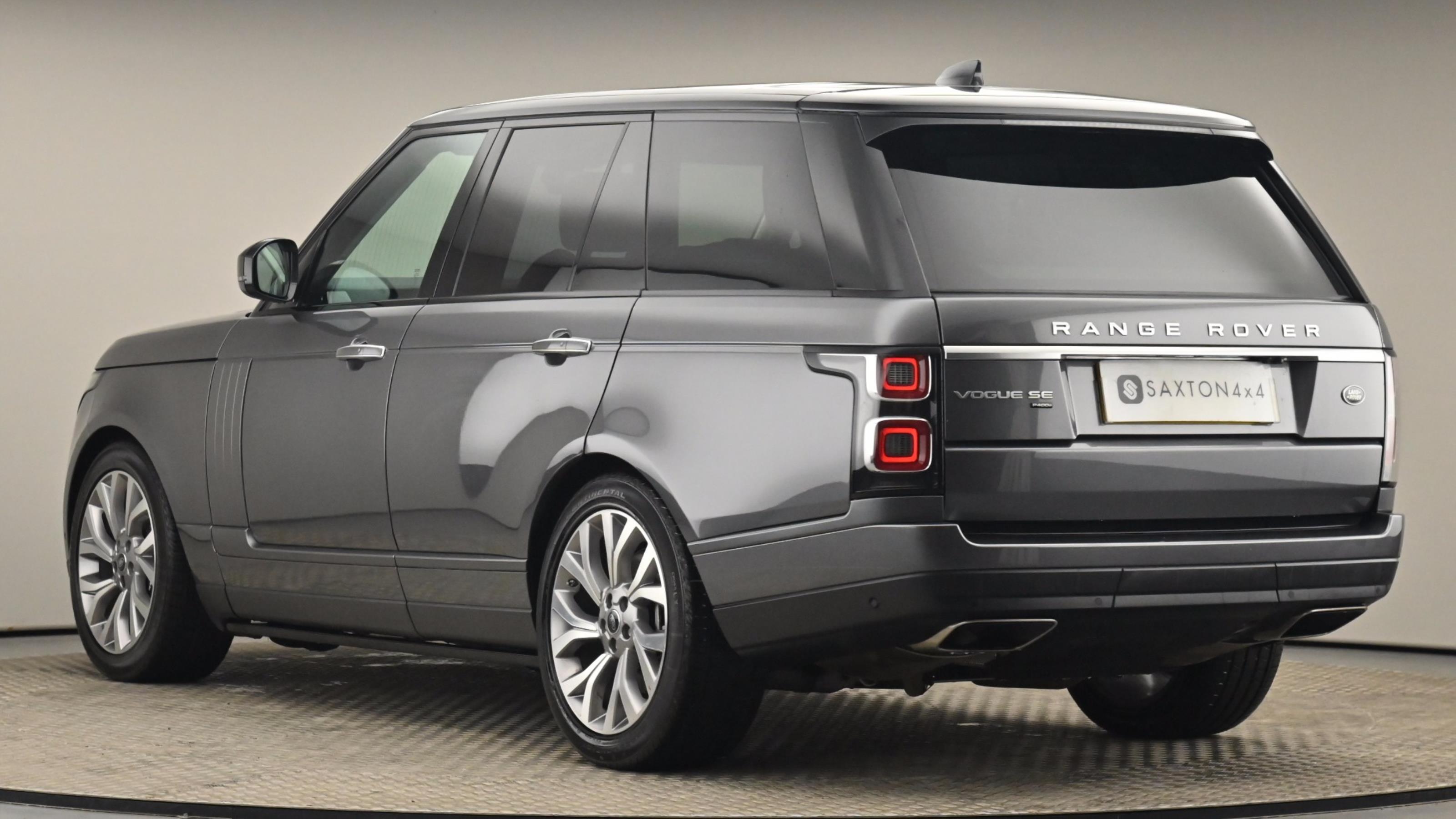 Used 2018 Land Rover RANGE ROVER 2.0 P400e Vogue SE 4dr Auto GREY at Saxton4x4