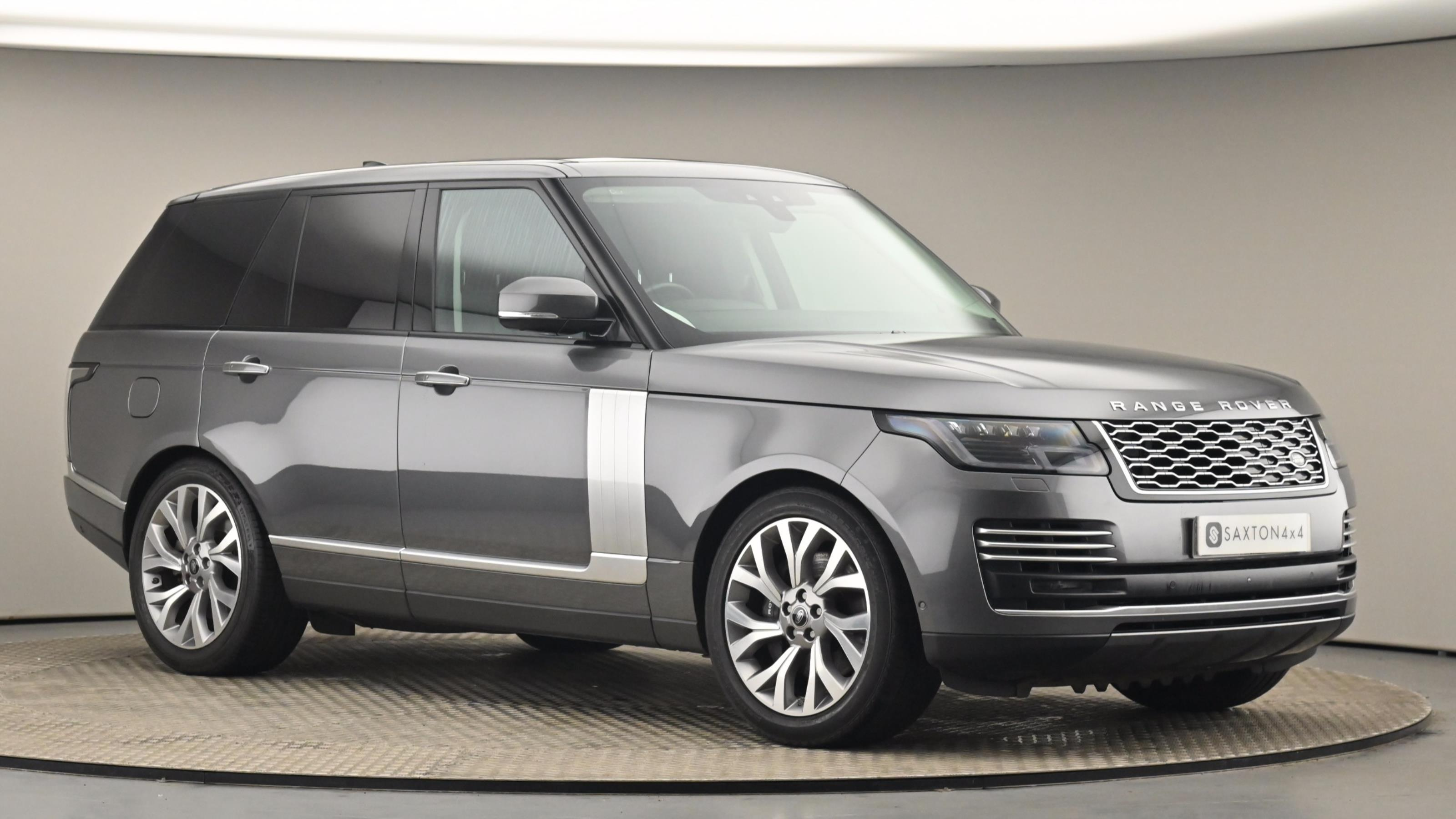 Used 2018 Land Rover RANGE ROVER 2.0 P400e Autobiography 4dr Auto GREY at Saxton4x4