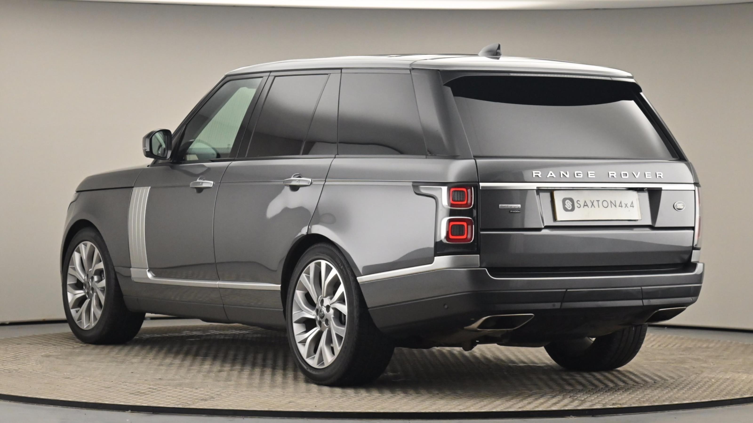 Used 2018 Land Rover RANGE ROVER 2.0 P400e Autobiography 4dr Auto GREY at Saxton4x4