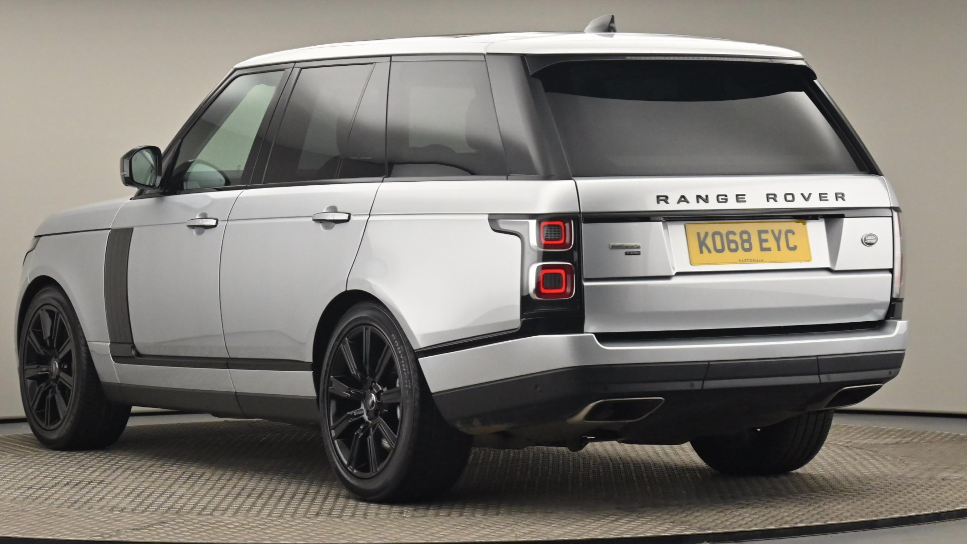 Used 2018 Land Rover RANGE ROVER 2.0 P400e Autobiography 4dr Auto SILVER at Saxton4x4