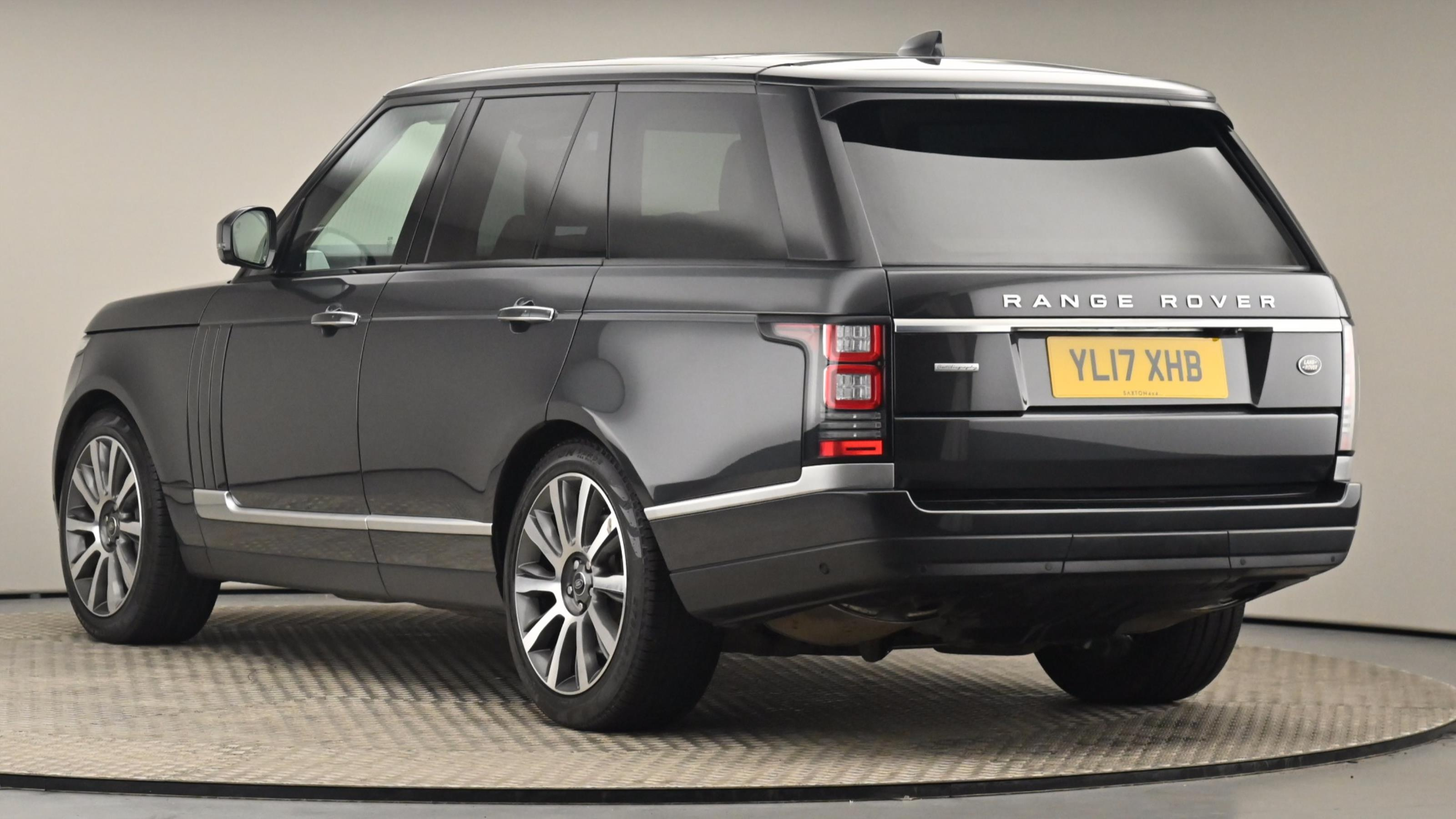 Used 2017 Land Rover RANGE ROVER 4.4 SDV8 Autobiography 4dr Auto GREY at Saxton4x4
