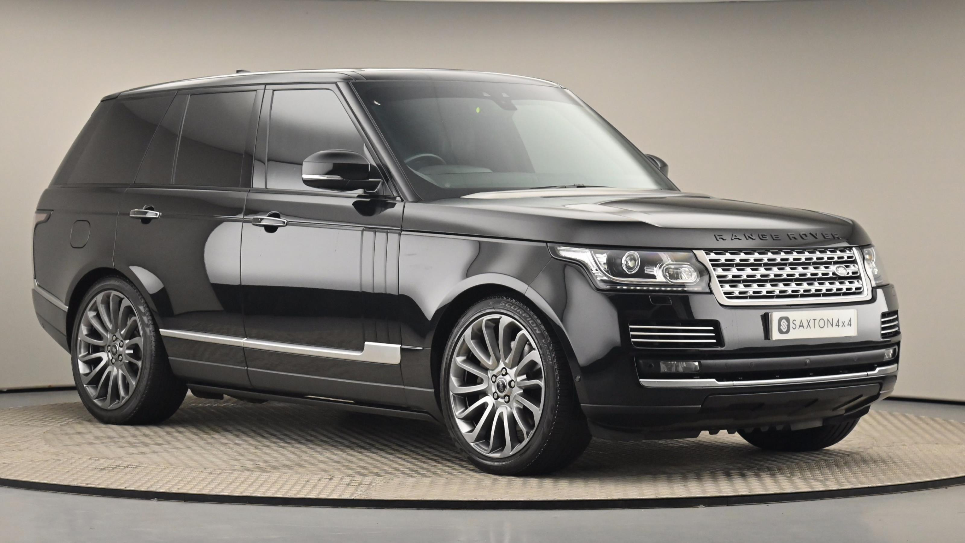 Used 2017 Land Rover RANGE ROVER 4.4 SDV8 Autobiography 4dr Auto at Saxton4x4