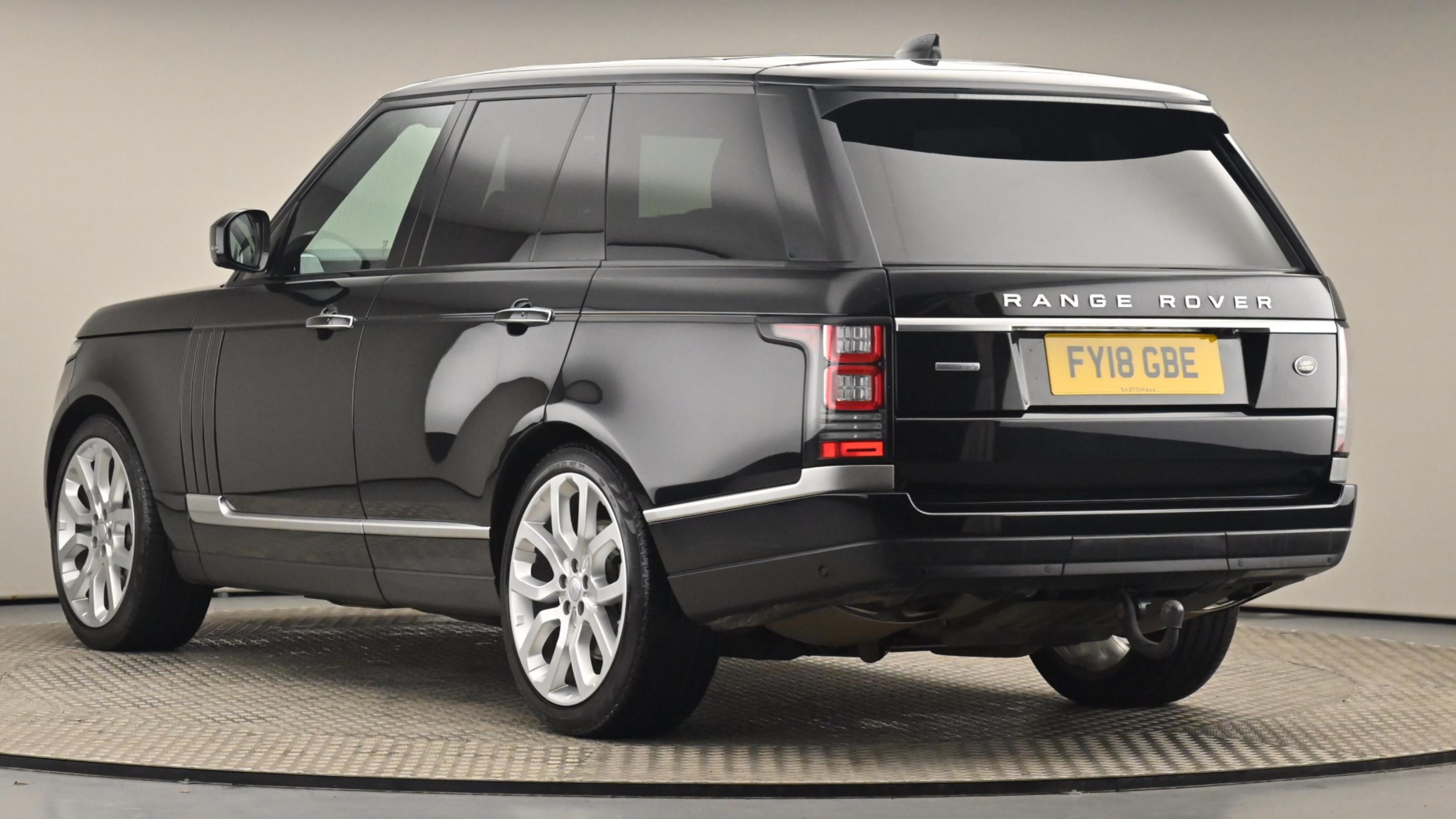 Used 2018 Land Rover RANGE ROVER 4.4 SDV8 Autobiography 4dr Auto BLACK at Saxton4x4