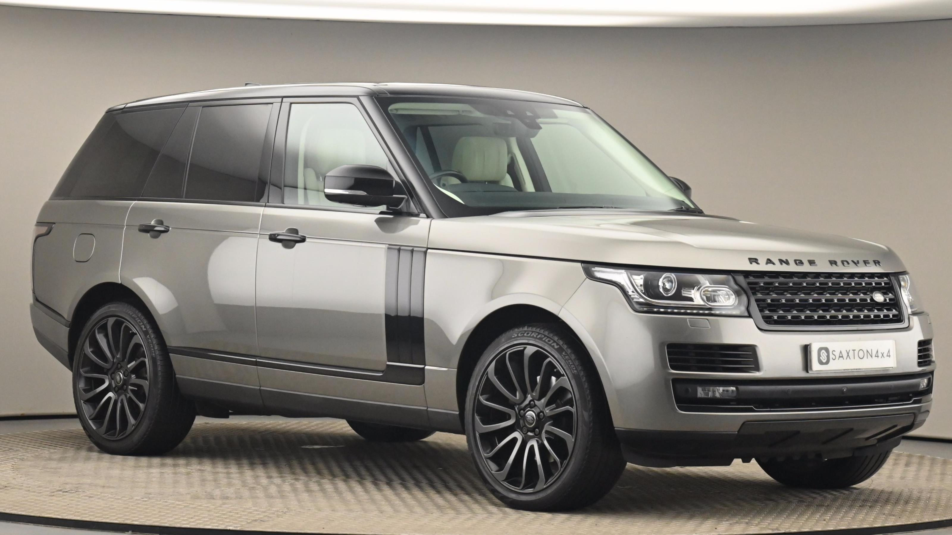 Used 2018 Land Rover RANGE ROVER TD V6 VOGUE at Saxton4x4