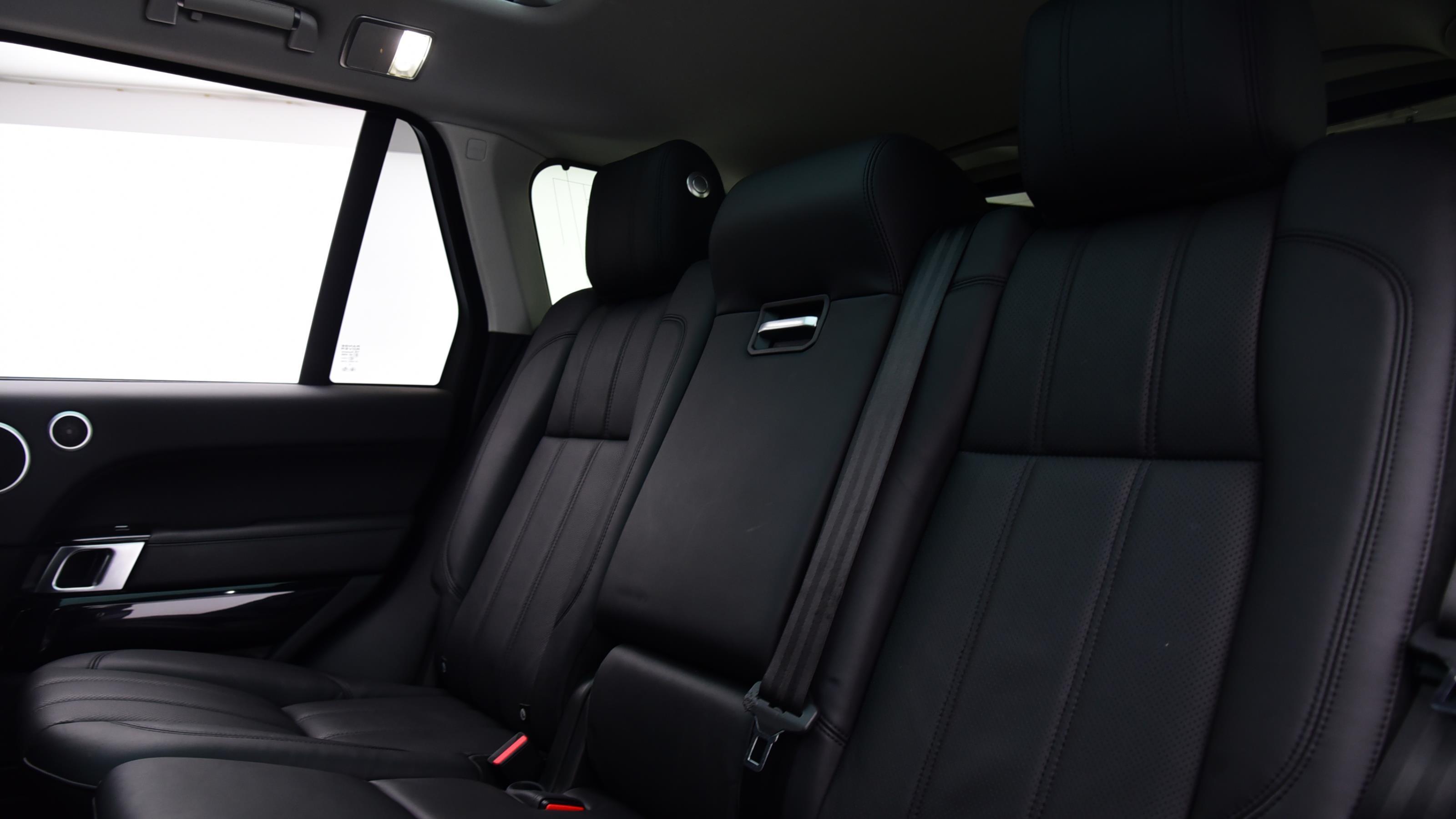 Used 2017 Land Rover RANGE ROVER 3.0 TDV6 Vogue 4dr Auto GREY at Saxton4x4
