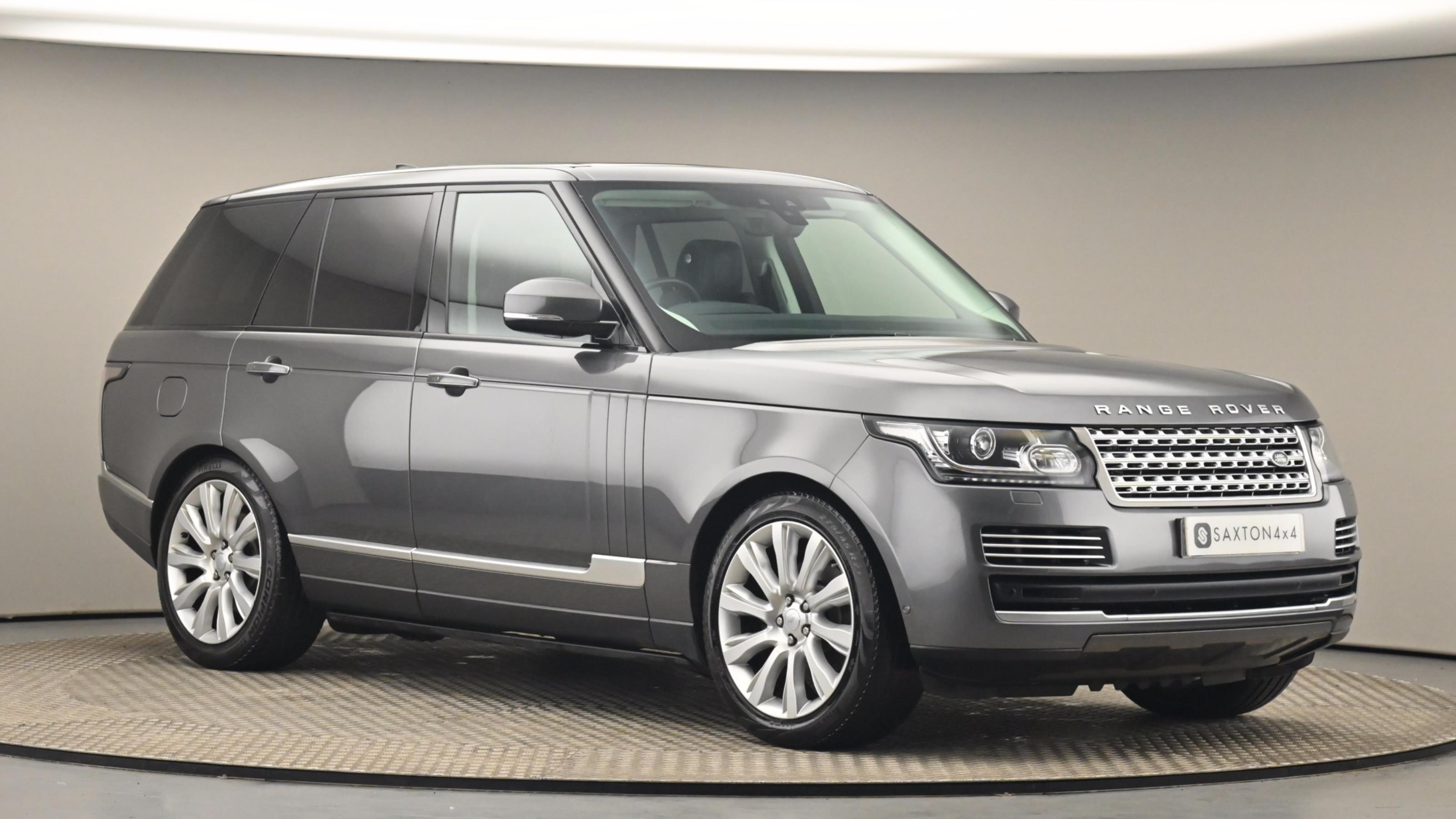 Used 2017 Land Rover RANGE ROVER 3.0 TDV6 Vogue SE 4dr Auto at Saxton4x4