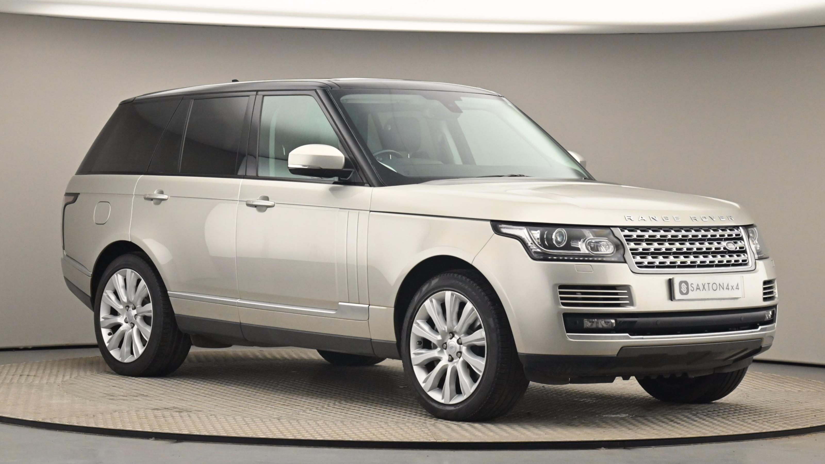 Used 2015 Land Rover RANGE ROVER 4.4 SDV8 Vogue 4dr Auto at Saxton4x4