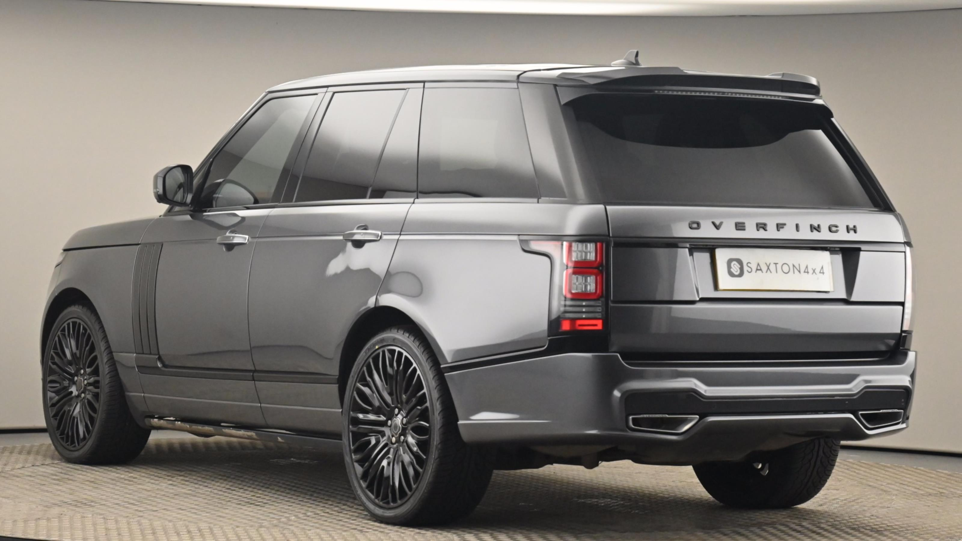 Used 2015 Land Rover RANGE ROVER 4.4 SDV8 Autobiography 4dr Auto GREY at Saxton4x4