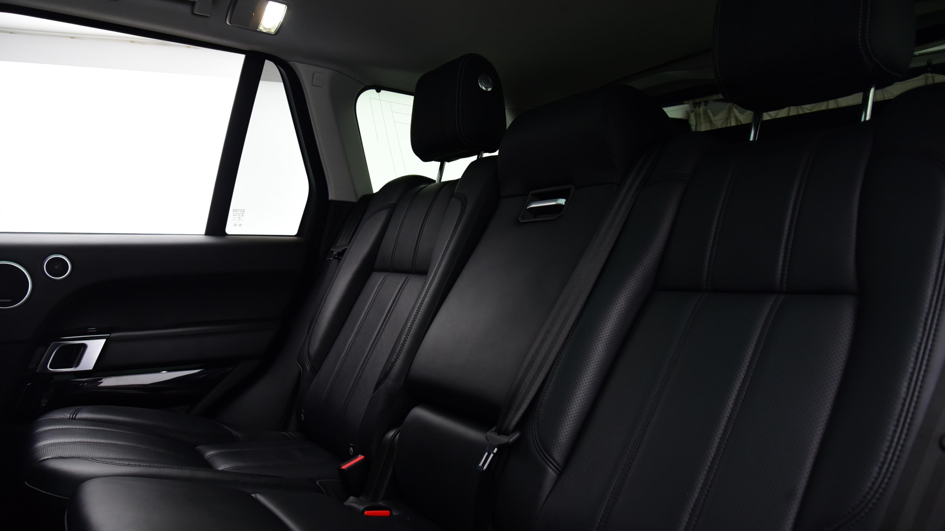 Used 2016 Land Rover RANGE ROVER 3.0 TDV6 Vogue SE 4dr Auto GREY at Saxton4x4