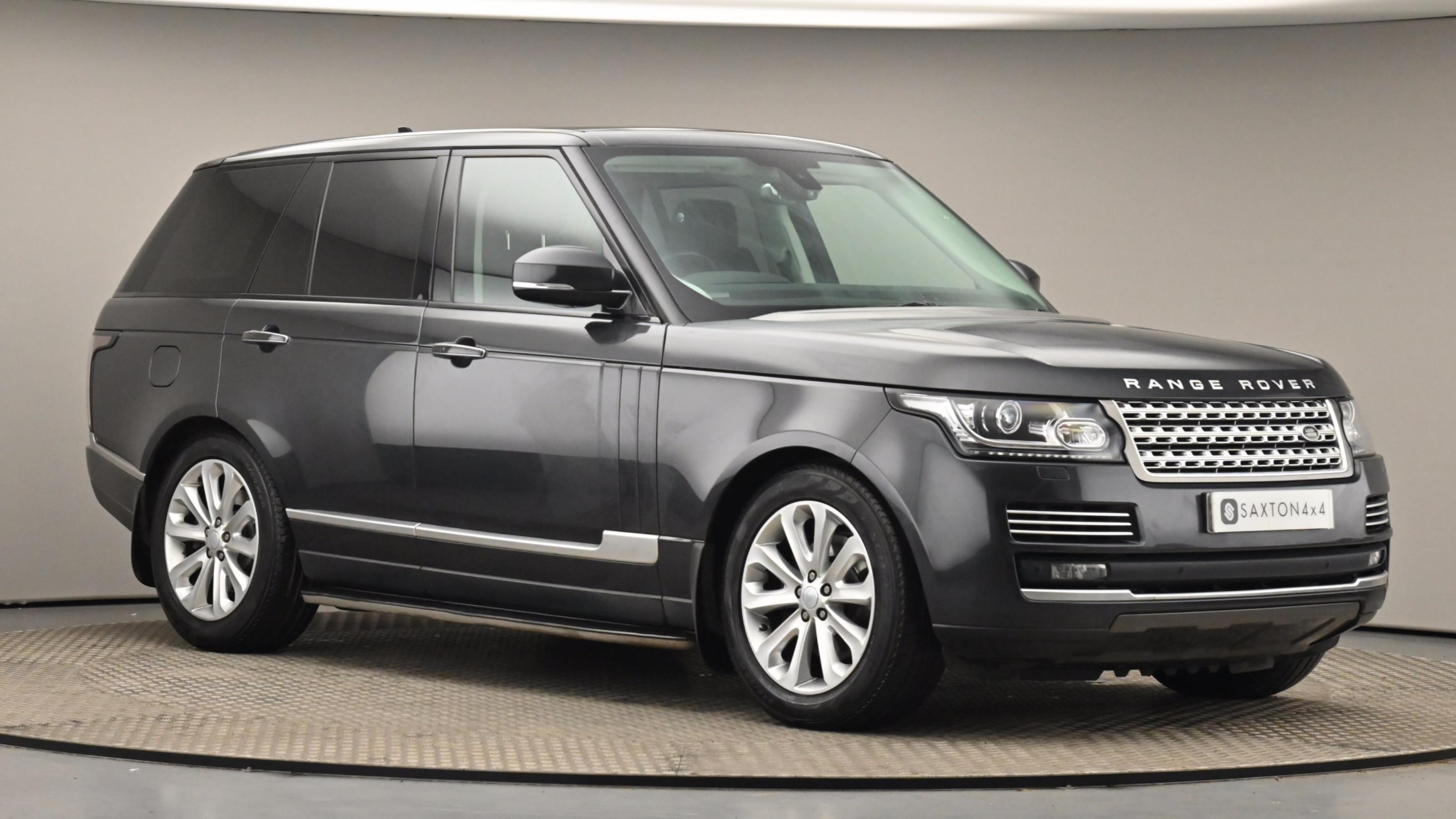 Used 2016 Land Rover RANGE ROVER 3.0 TDV6 Vogue SE 4dr Auto at Saxton4x4