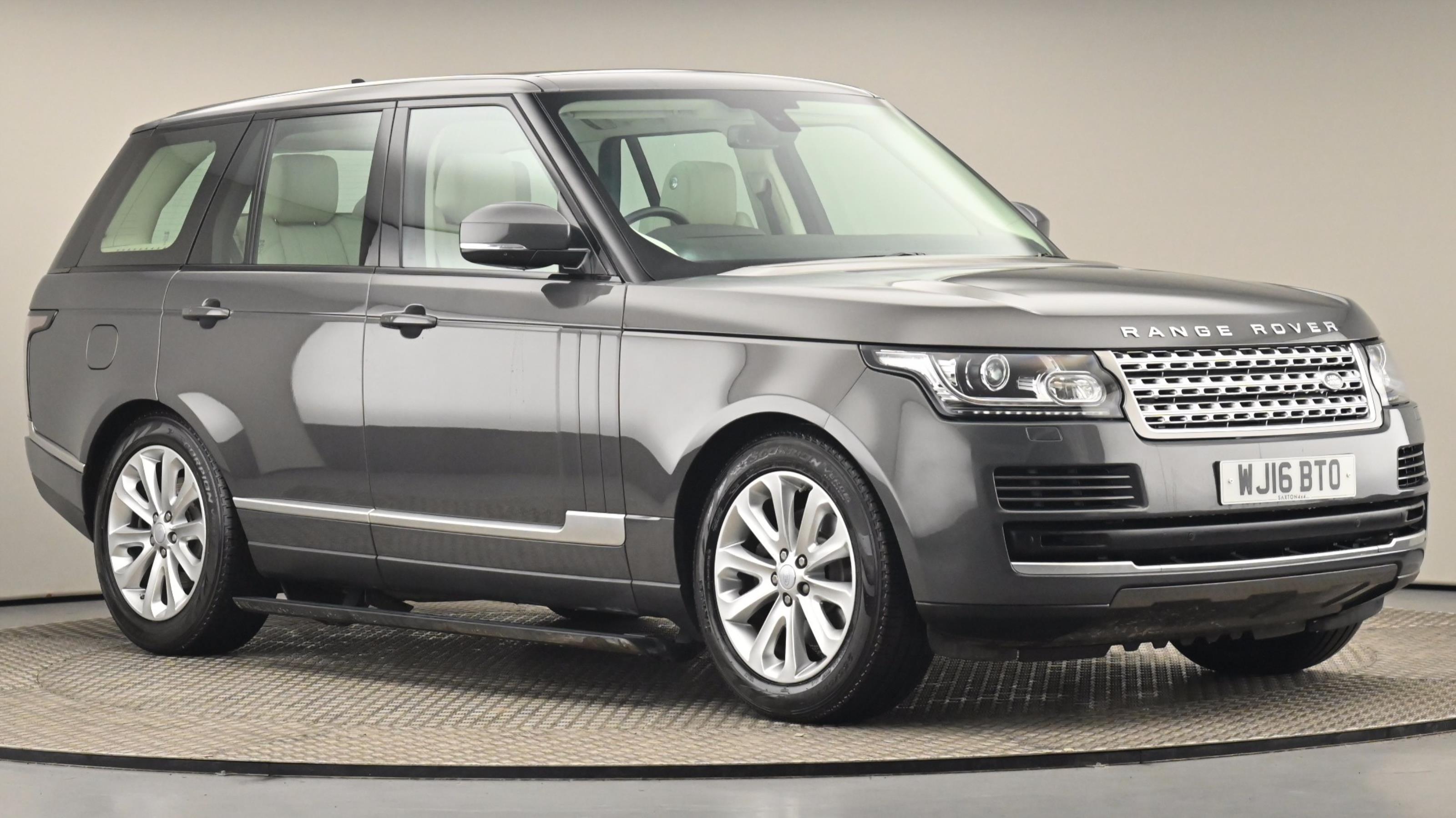Used 2016 Land Rover RANGE ROVER 3.0 TDV6 Vogue 4dr Auto at Saxton4x4