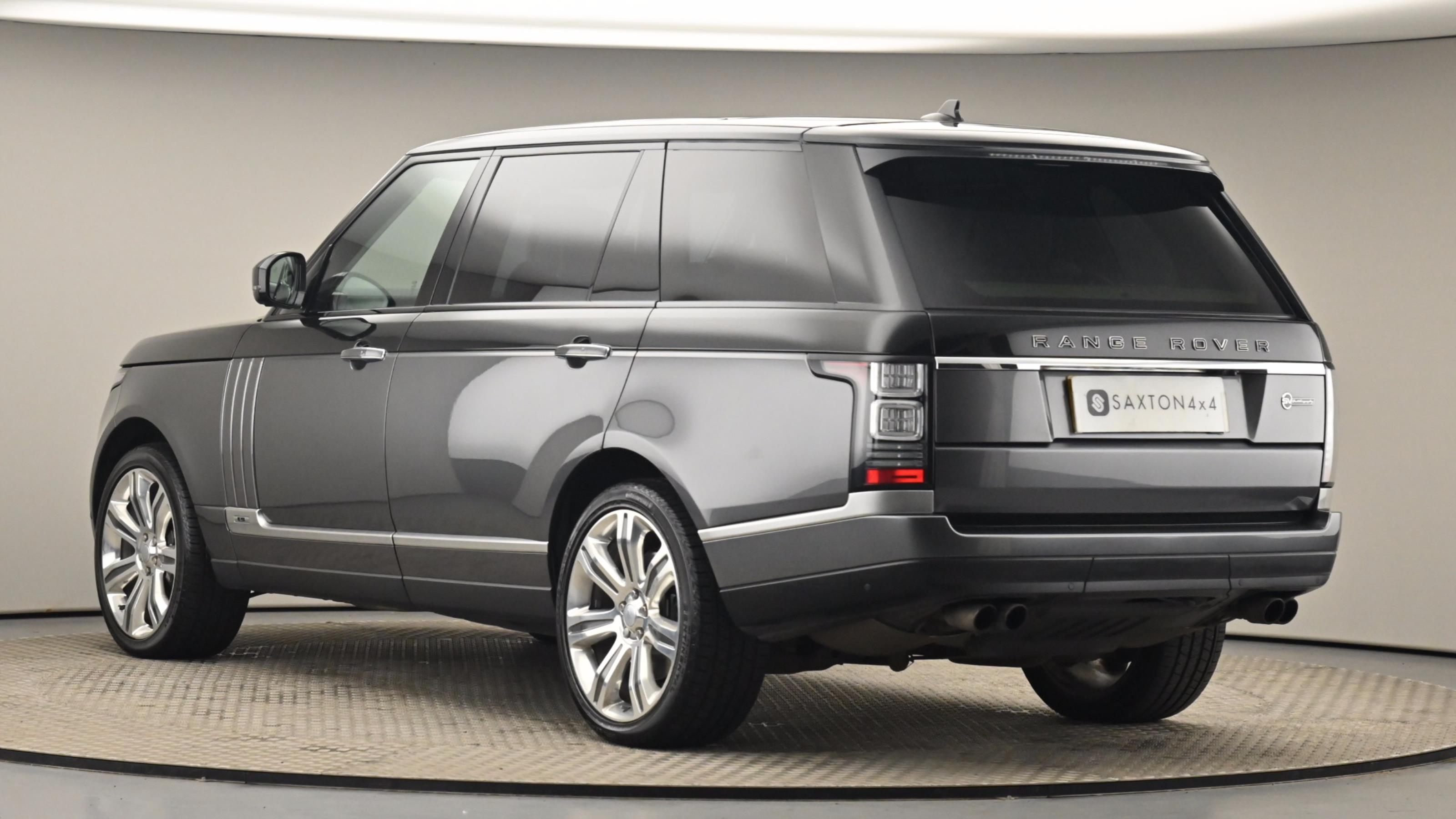 Used 2016 Land Rover RANGE ROVER 5.0 V8 S/C SVAutobiography LWB 4dr Auto GREY at Saxton4x4