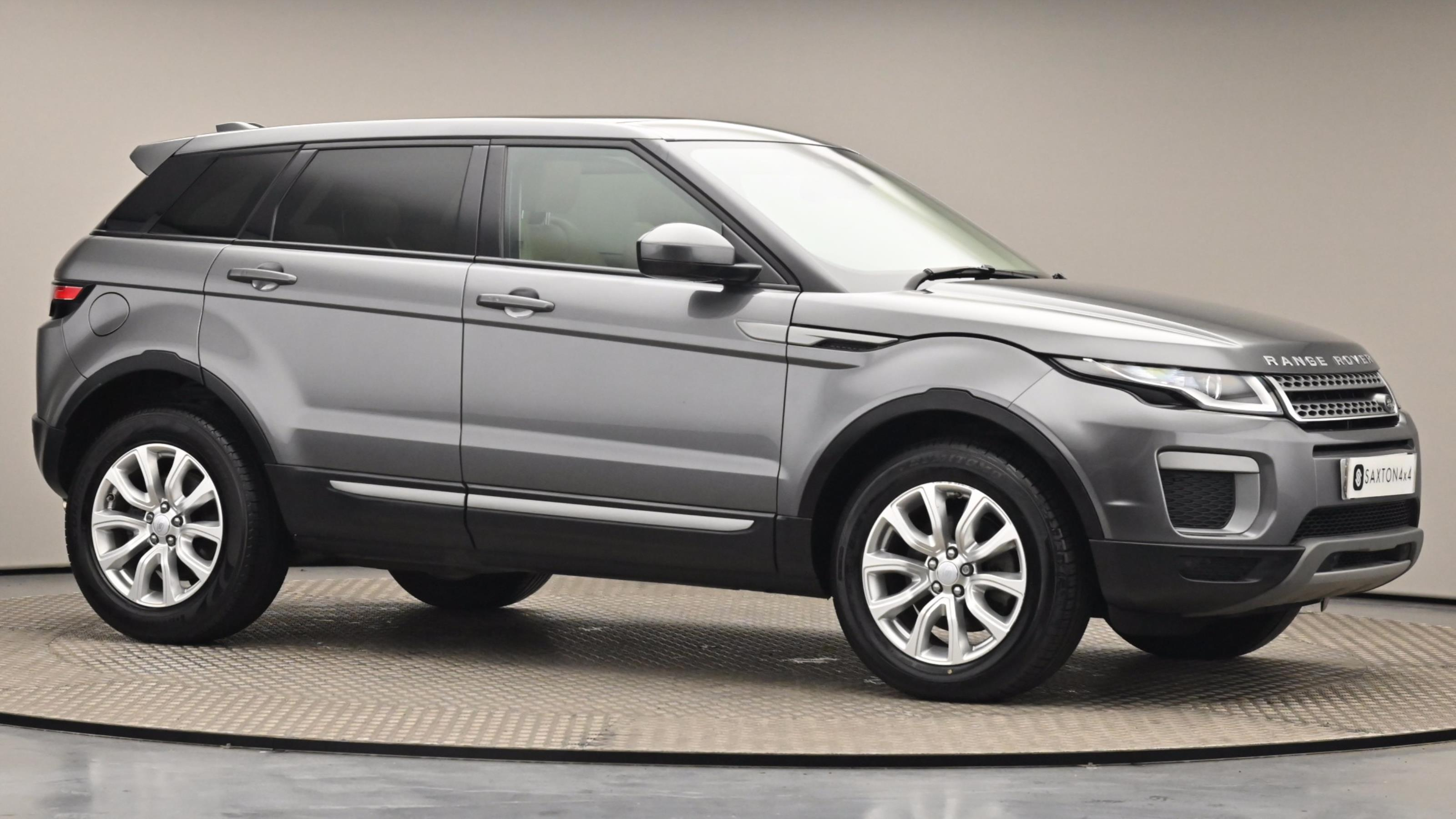 Used 2016 Land Rover RANGE ROVER EVOQUE 2.0 TD4 SE 5dr Auto GREY at Saxton4x4