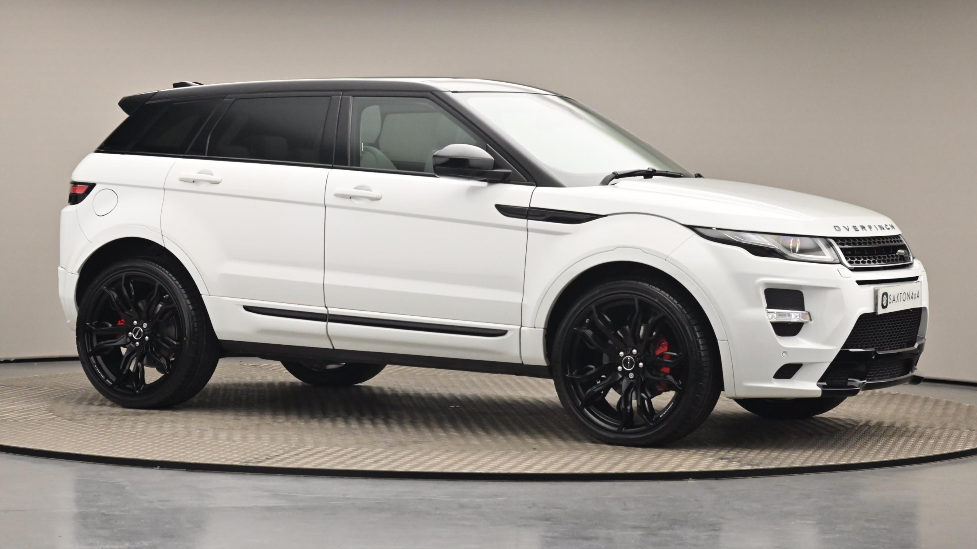 Used 2016 Land Rover RANGE ROVER EVOQUE 2.0 TD4 SE Tech 5dr Auto at Saxton4x4