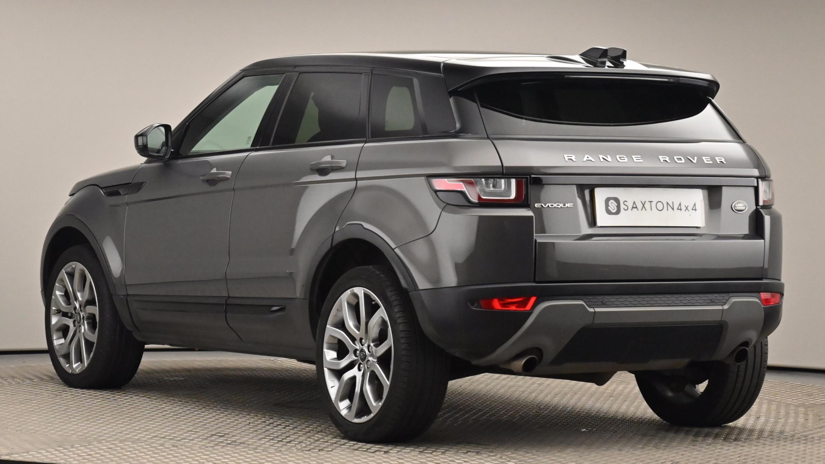 Used 2016 Land Rover RANGE ROVER EVOQUE 2.0 TD4 SE Tech 5dr Auto GREY at Saxton4x4