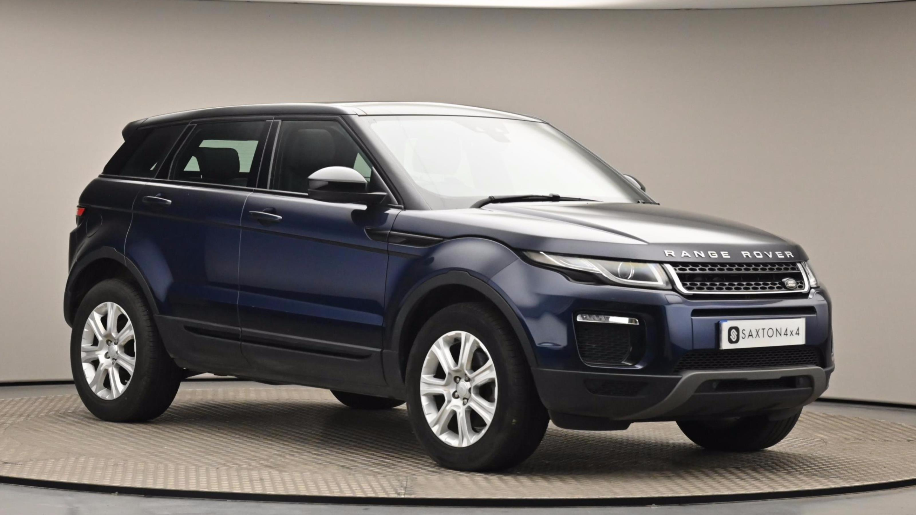 Used 2017 Land Rover RANGE ROVER EVOQUE 2.0 TD4 SE Tech 5dr Auto at Saxton4x4